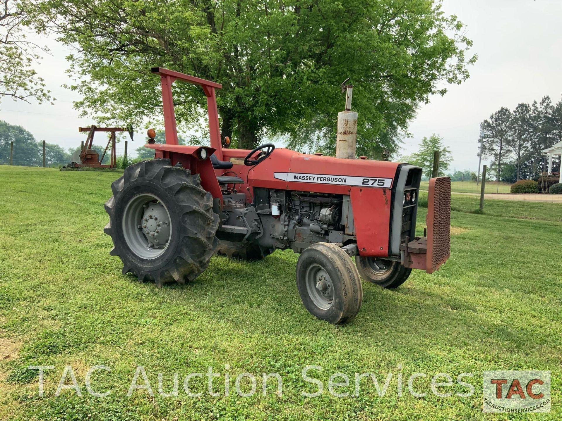 Massey Ferguson 275 Farm Tractor - Image 5 of 25