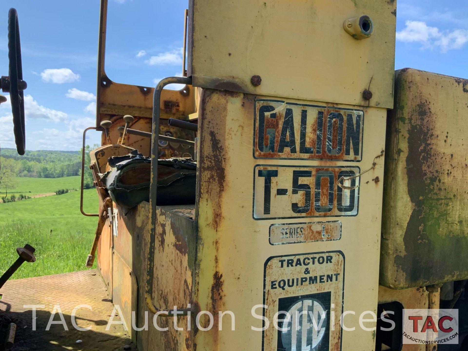 Galion T-500L Motor Grader - Image 26 of 28