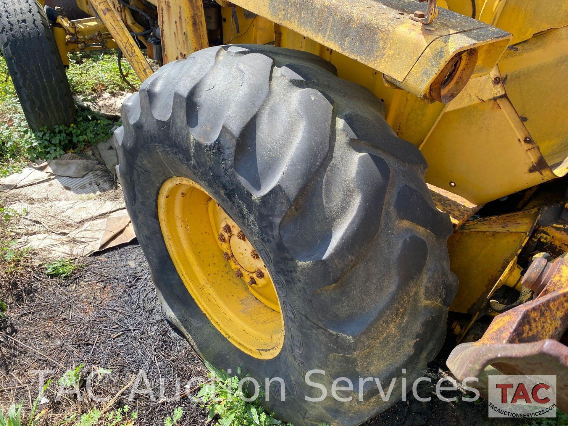 Massey Ferguson 50C Loader Backhoe - Image 40 of 45