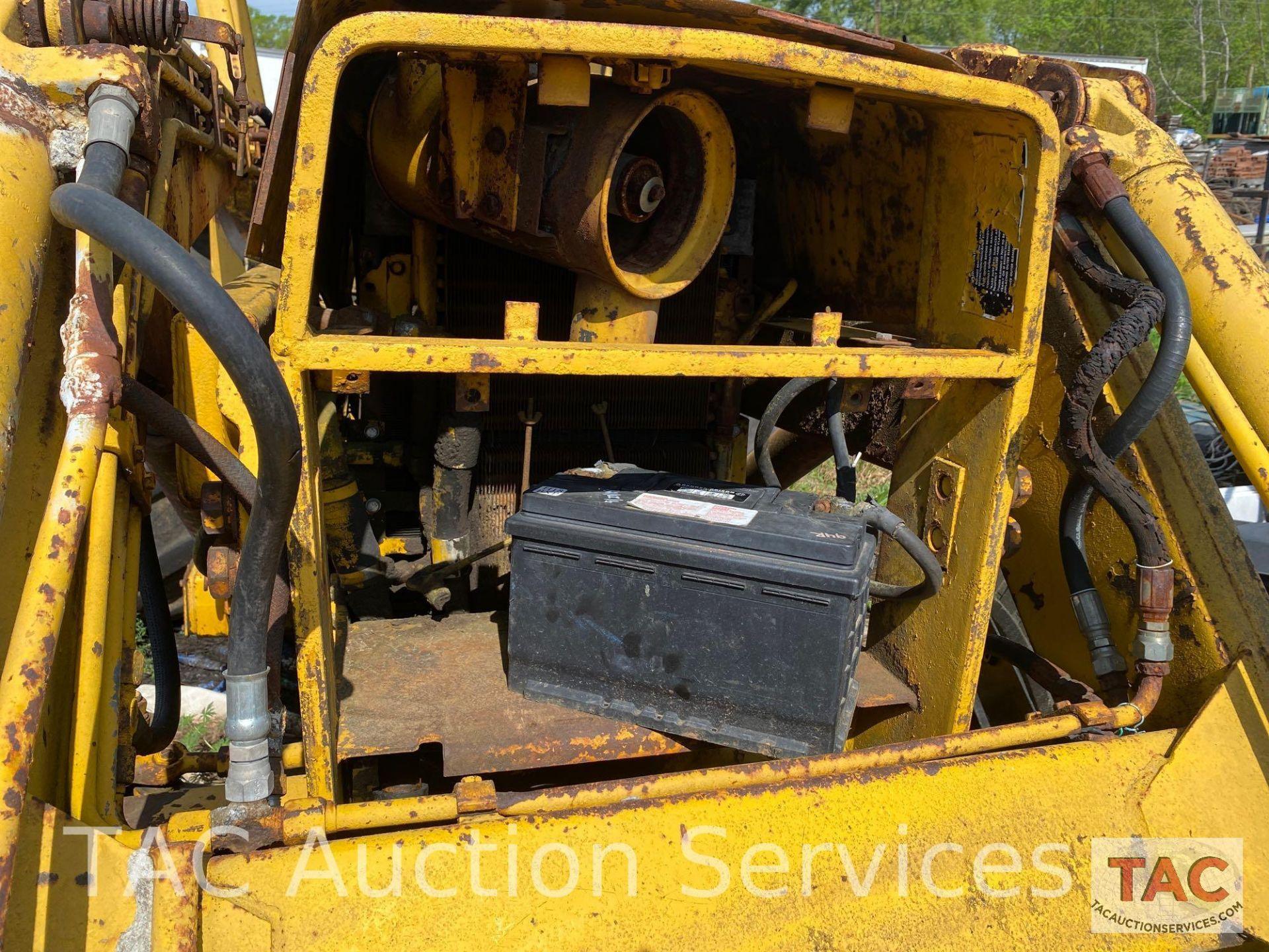 Massey Ferguson 50C Loader Backhoe - Image 20 of 45