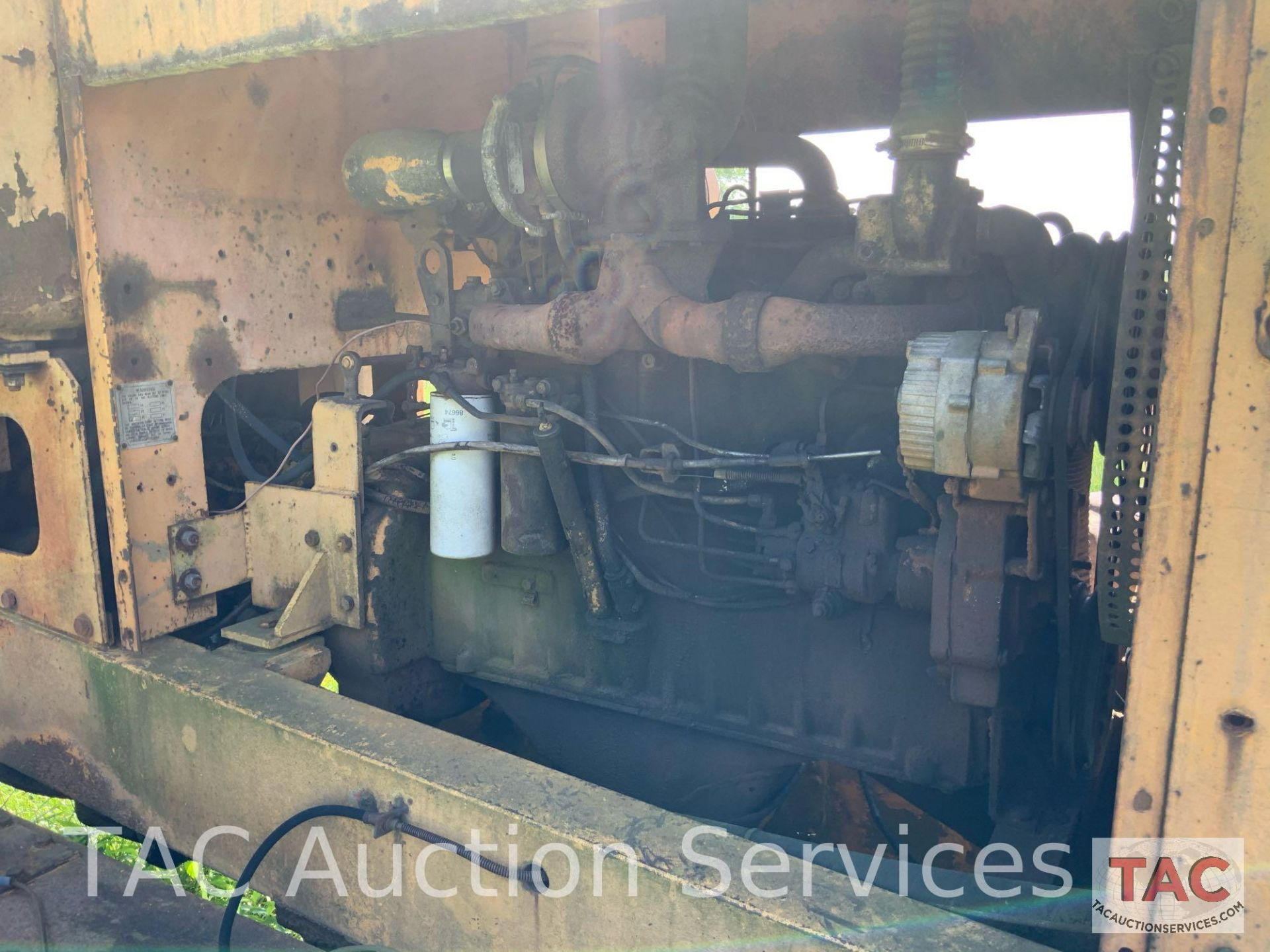 Galion T-500L Motor Grader - Image 16 of 28