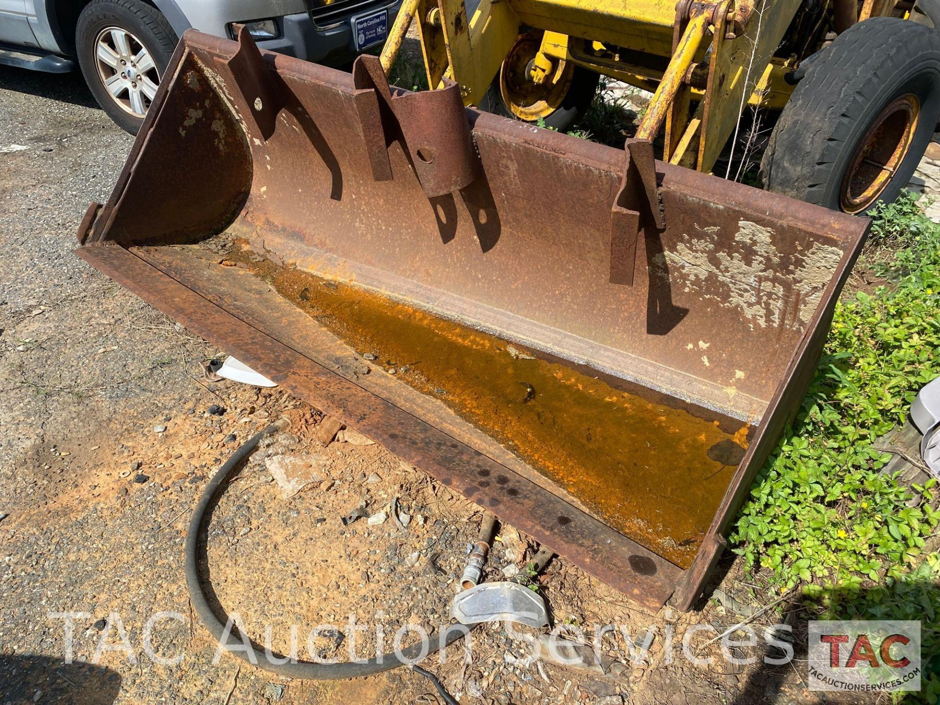 Massey Ferguson 50C Loader Backhoe - Image 12 of 45