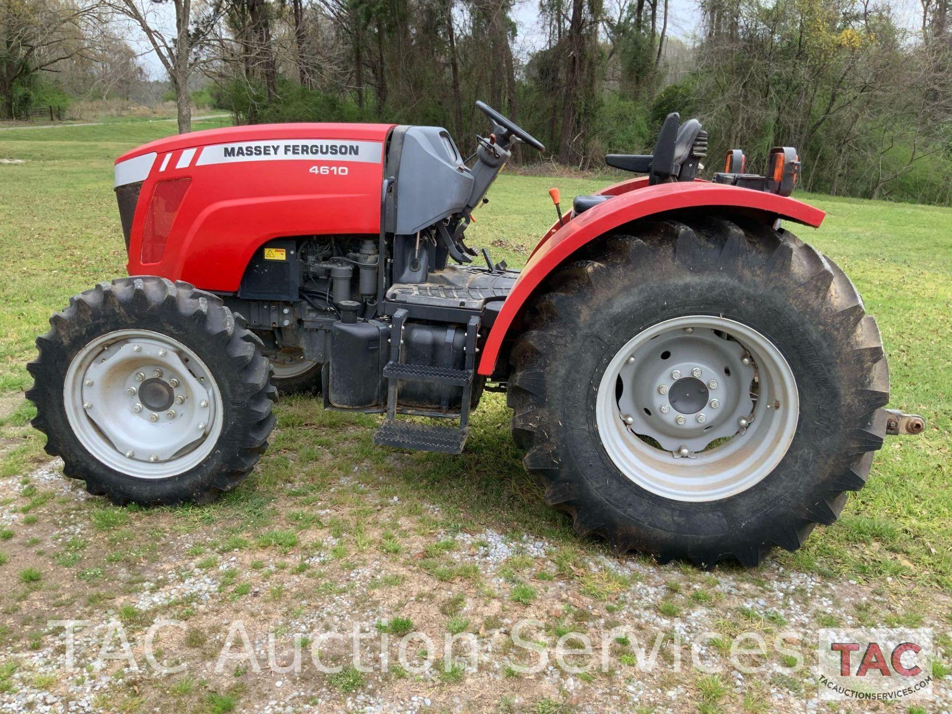 Massey-Ferguson 4610LP Farm Tractor - Image 3 of 26