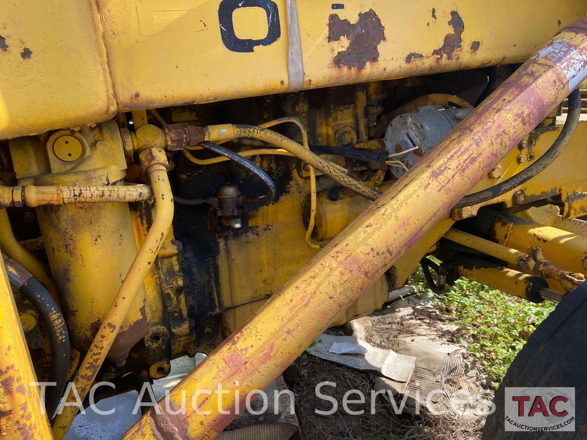 Massey Ferguson 50C Loader Backhoe - Image 21 of 45