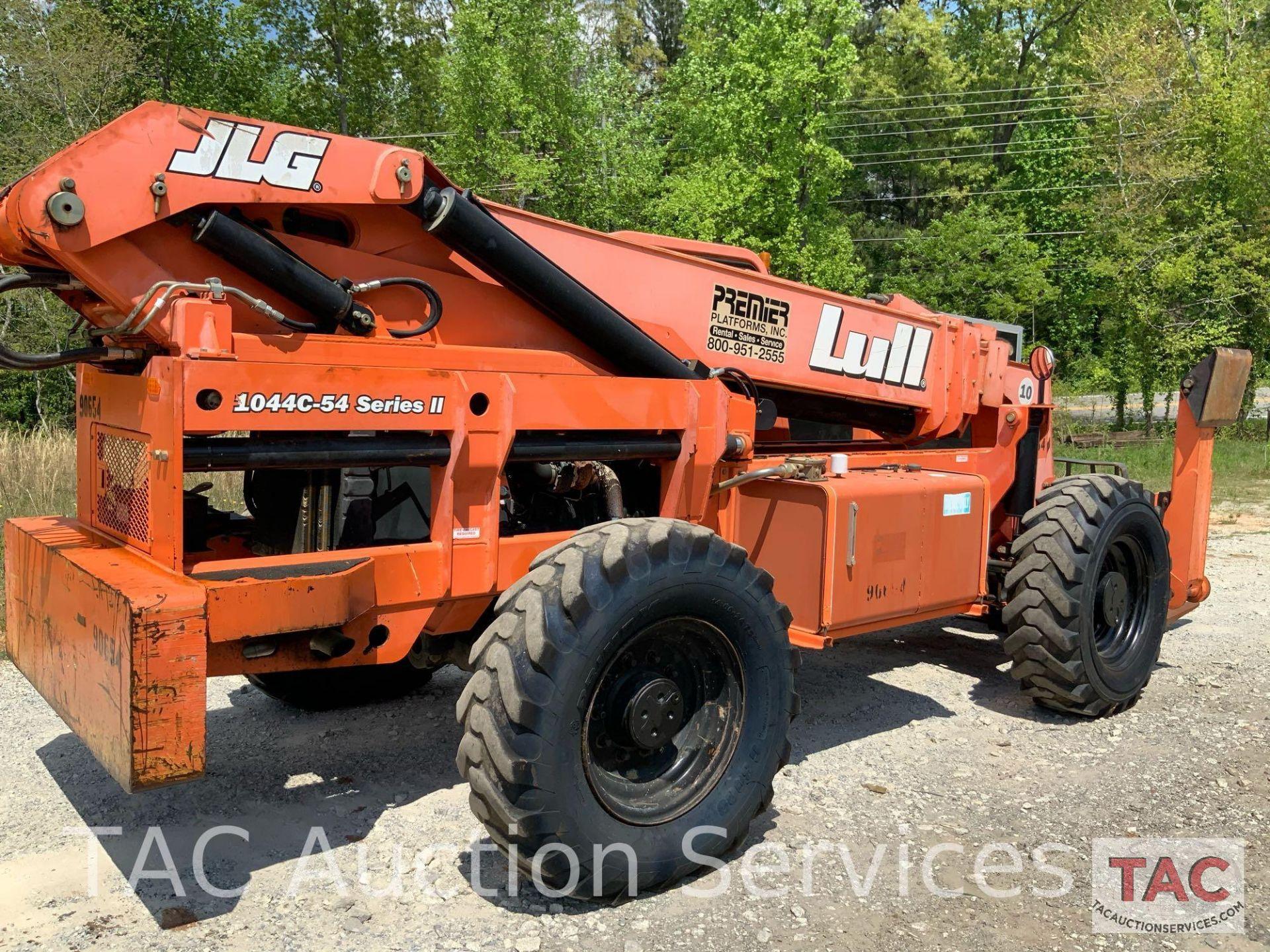 2007 JLG LULL Telehander Forklift - Image 4 of 25