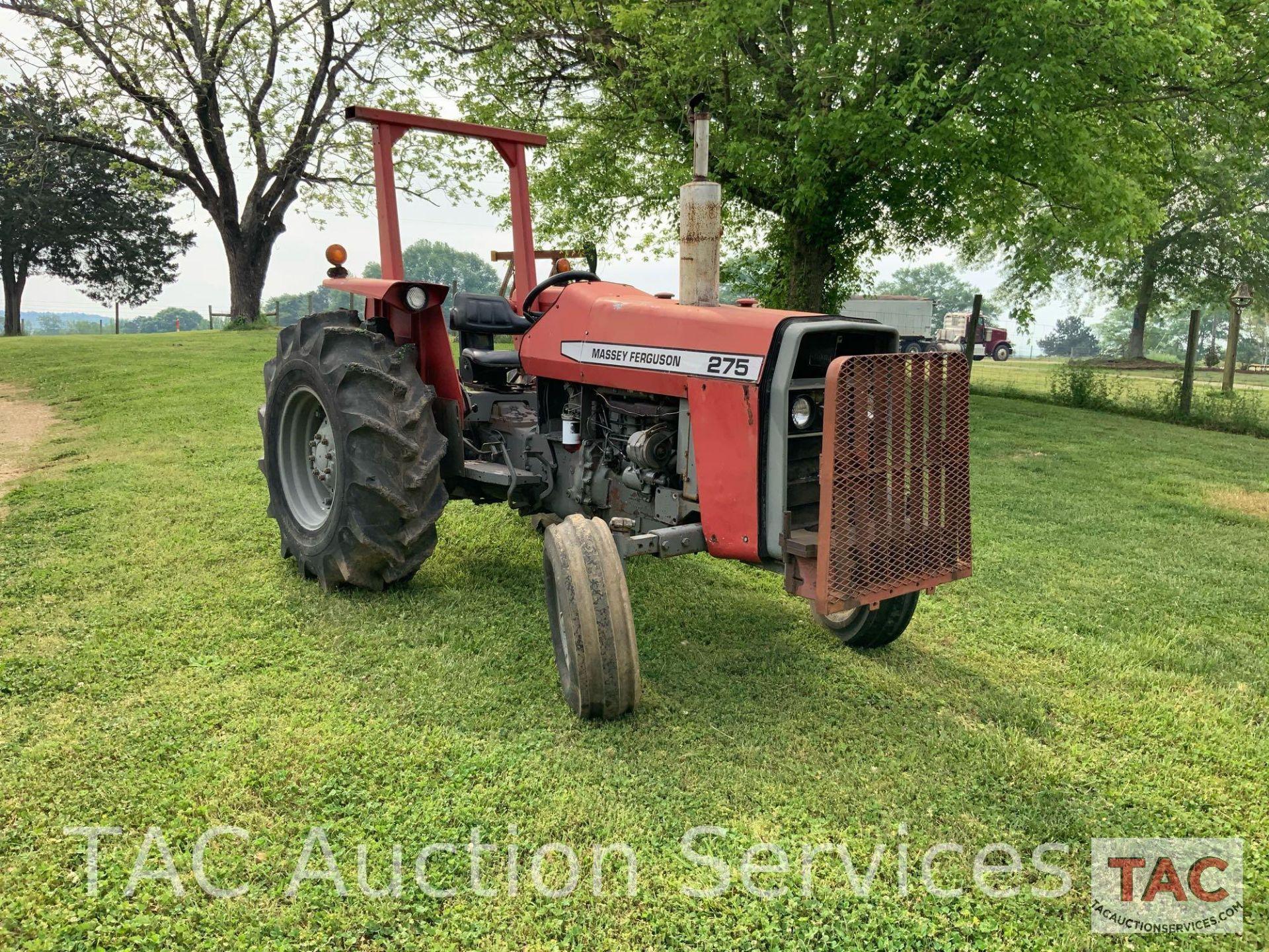 Massey Ferguson 275 Farm Tractor - Image 6 of 25