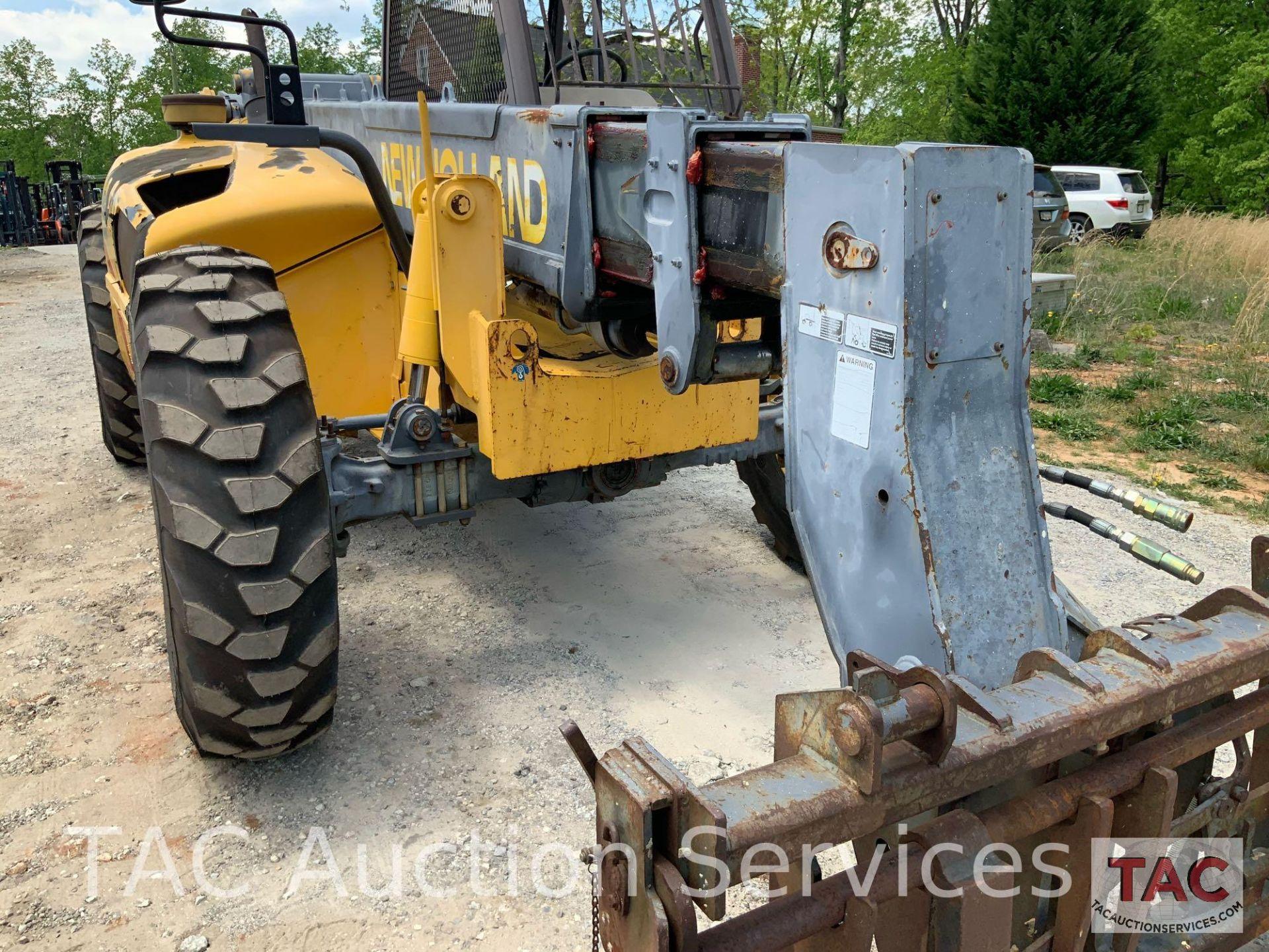 1999 New Holland LM840 Telehandler Forklift - Image 13 of 25