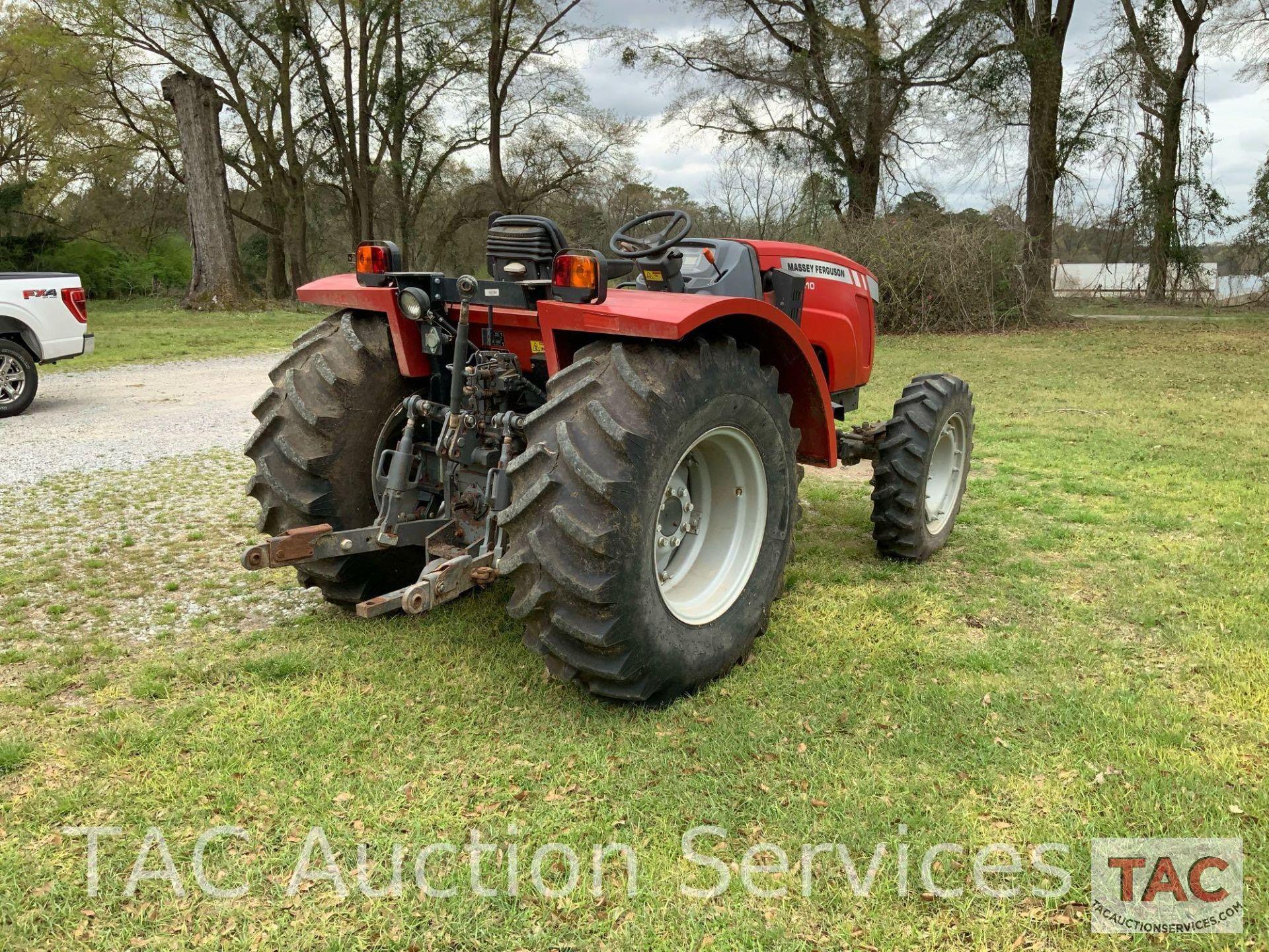 Massey-Ferguson 4610LP Farm Tractor - Image 7 of 26