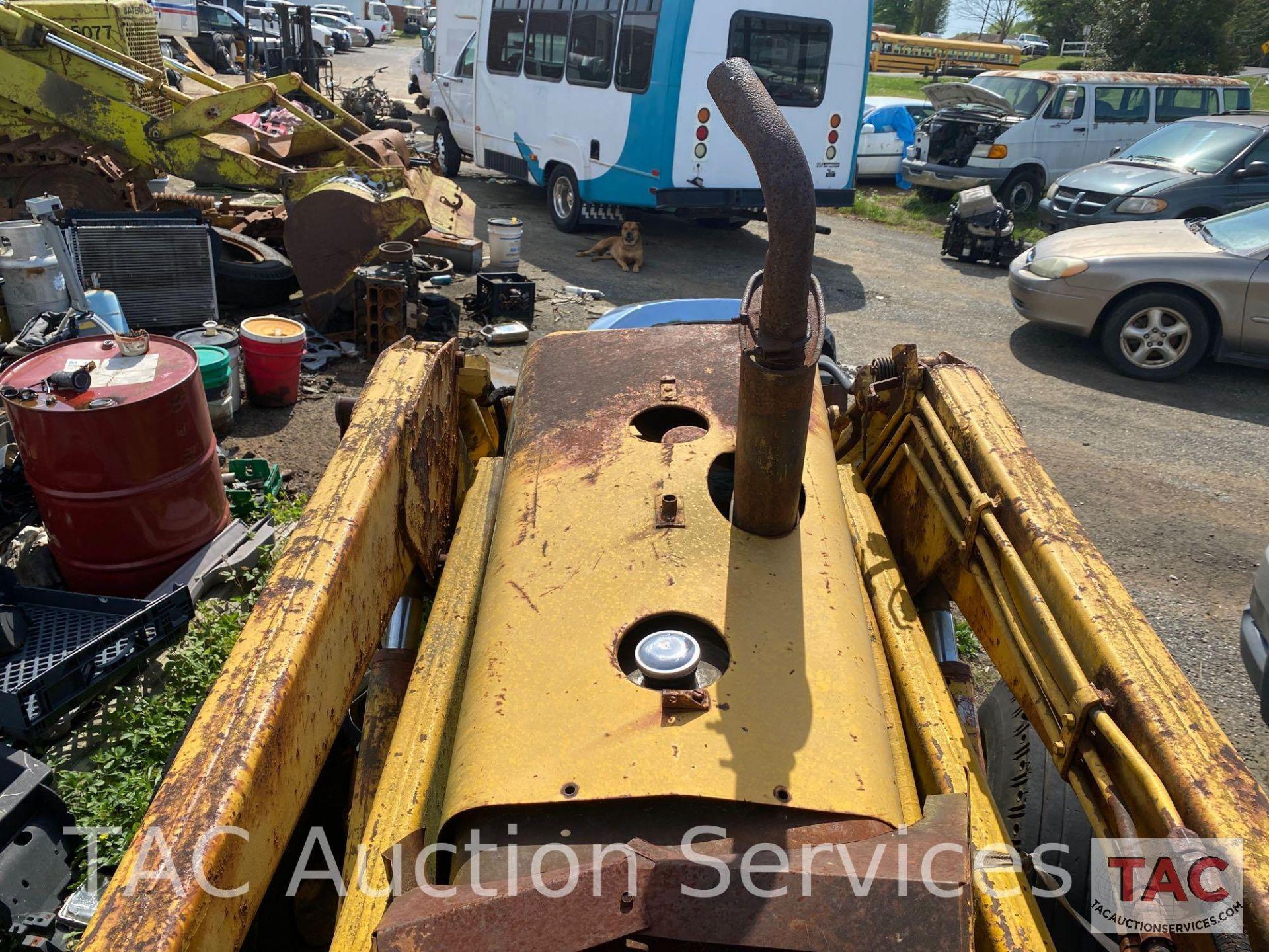 Massey Ferguson 50C Loader Backhoe - Image 35 of 45