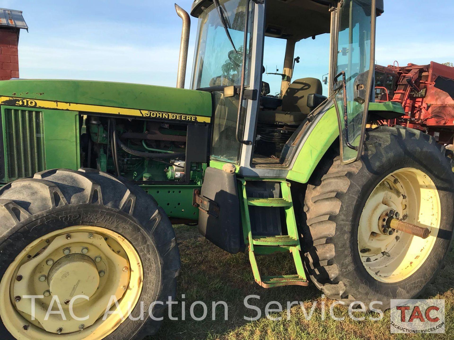 John Deere 7410 Farm Tractor - Image 4 of 24