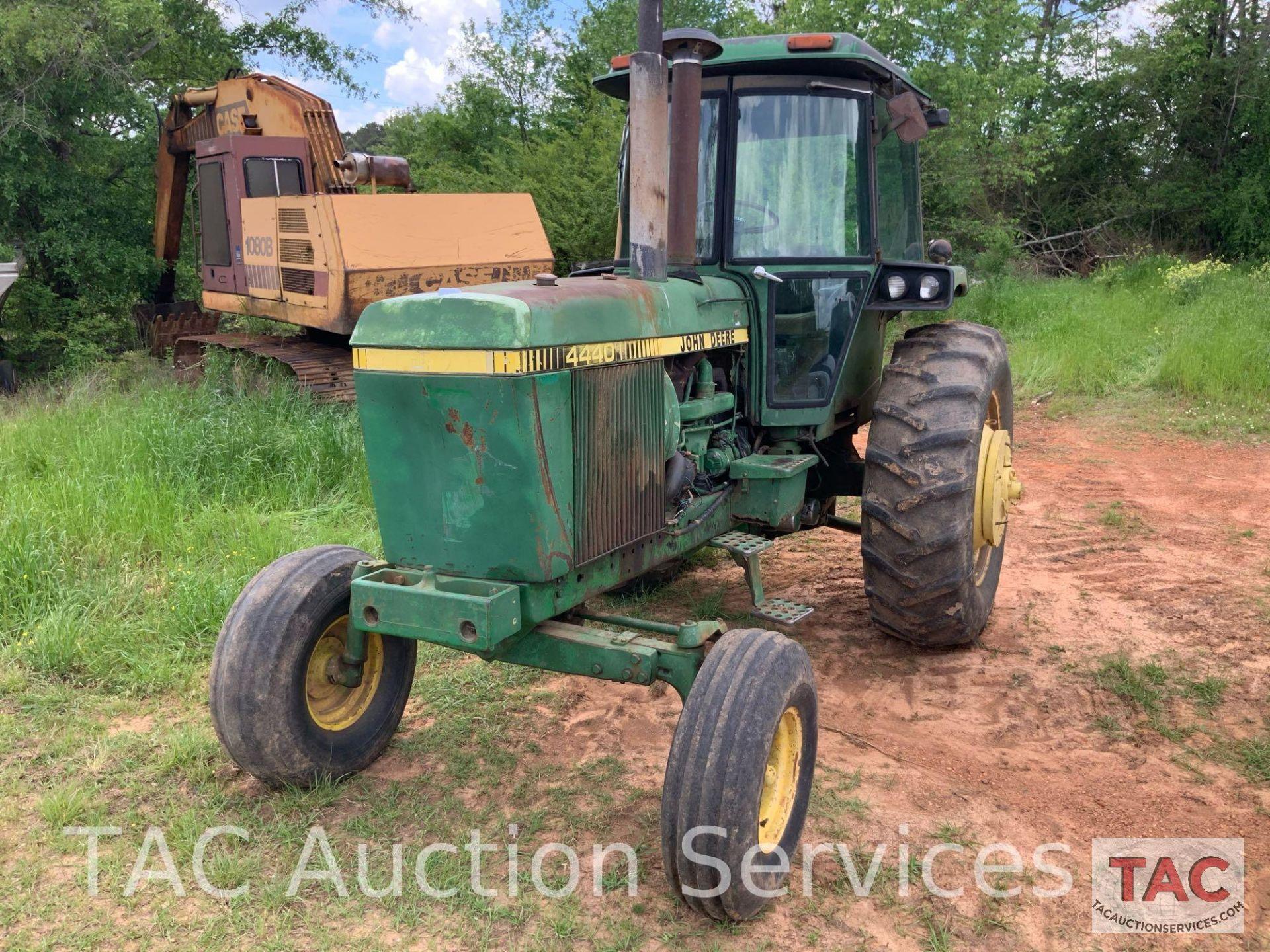 John Deere 4440 Tractor - Image 2 of 31