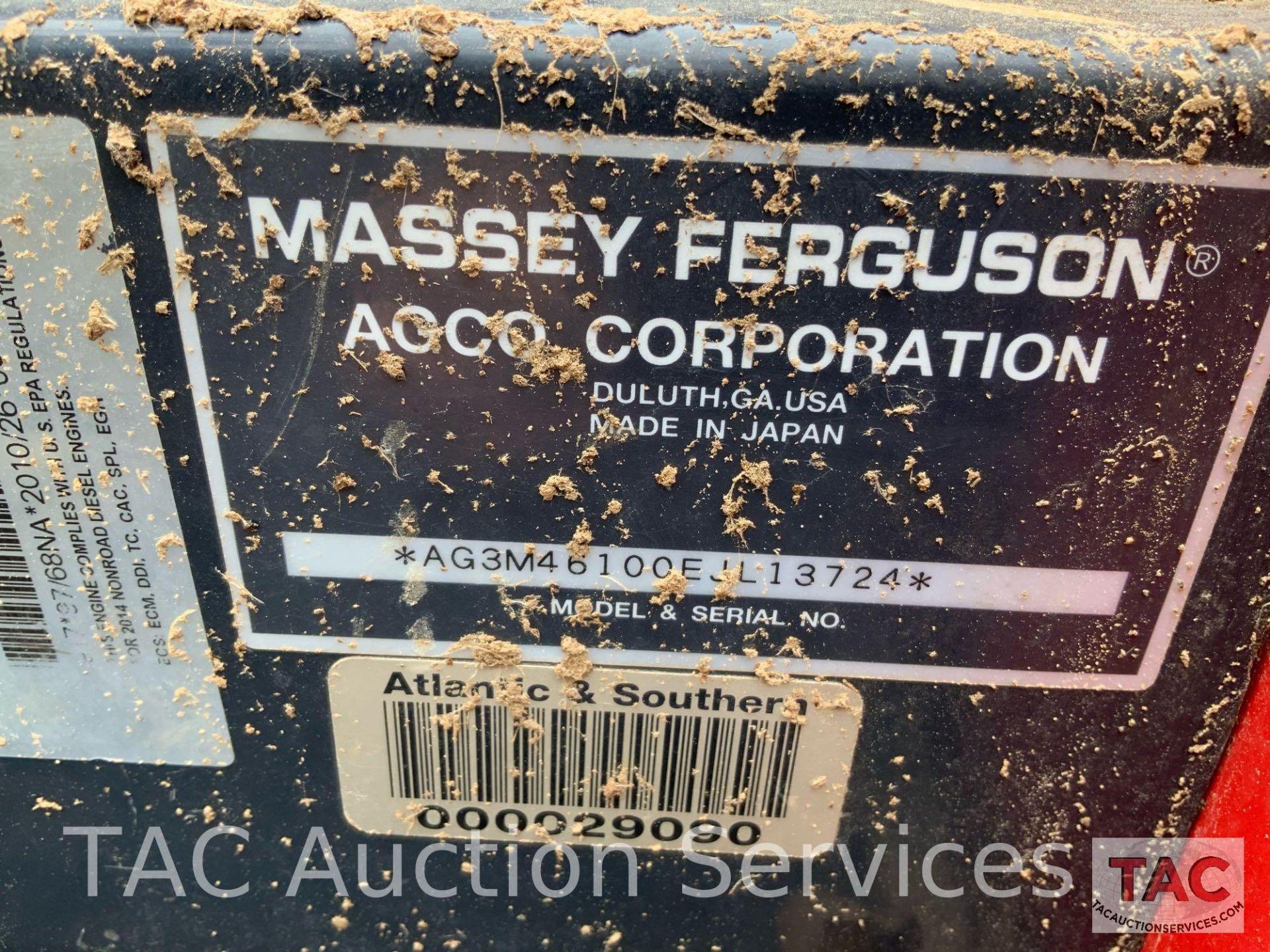 Massey-Ferguson 4610LP Farm Tractor - Image 26 of 26