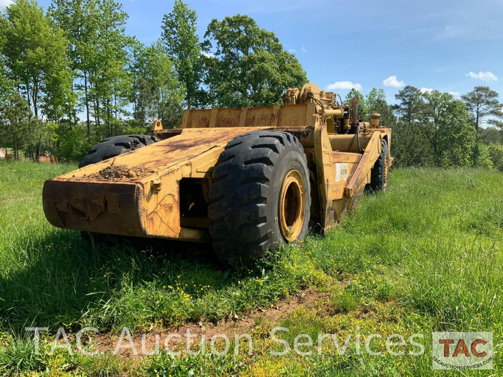 Cat 621B Pan / Scraper - Image 10 of 29