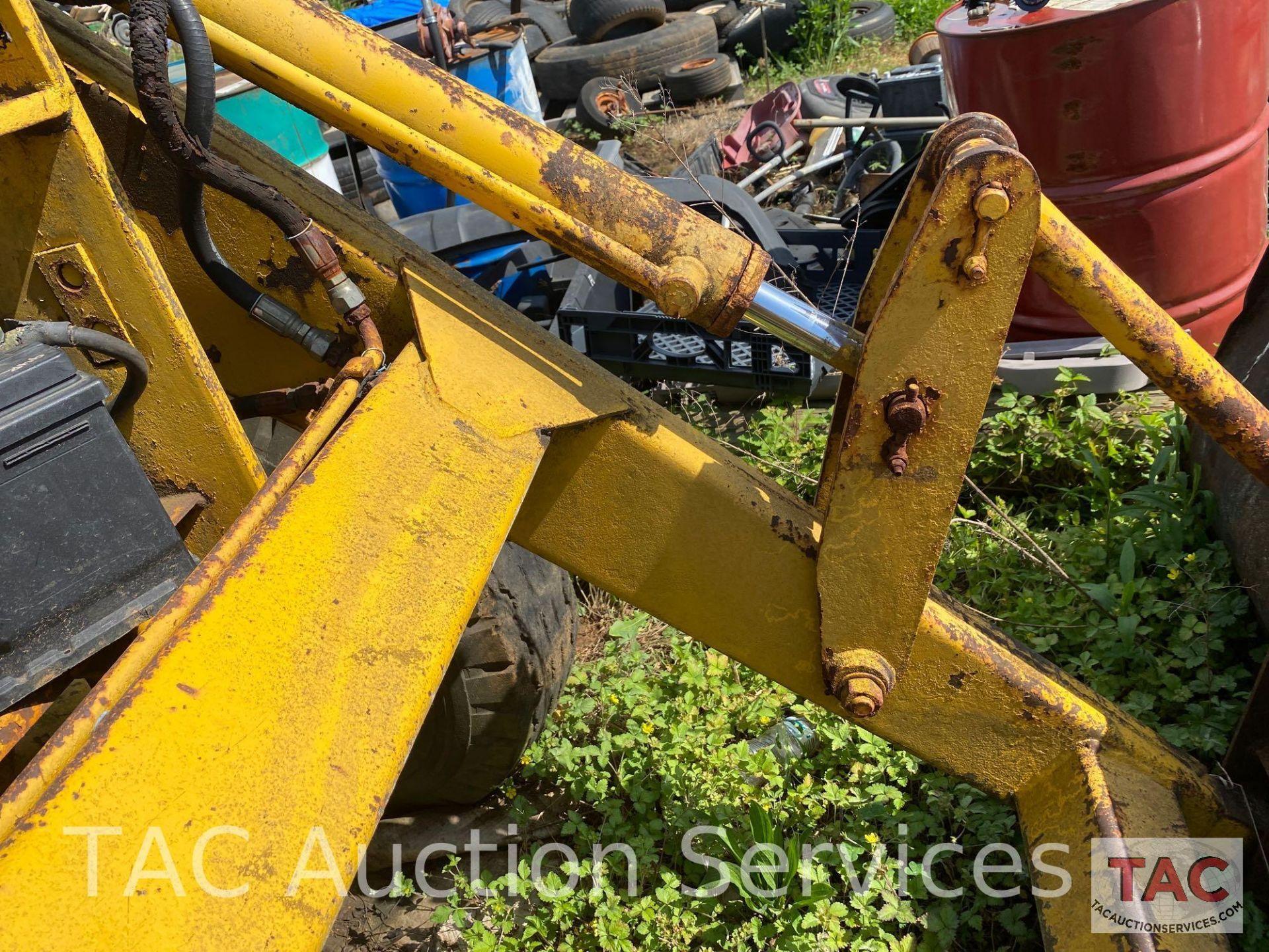 Massey Ferguson 50C Loader Backhoe - Image 19 of 45