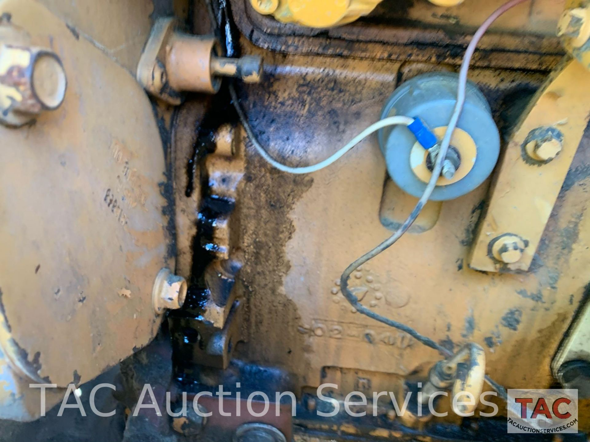 Ingersoll- Rand Vibratory Roller SP-48 - Image 24 of 36