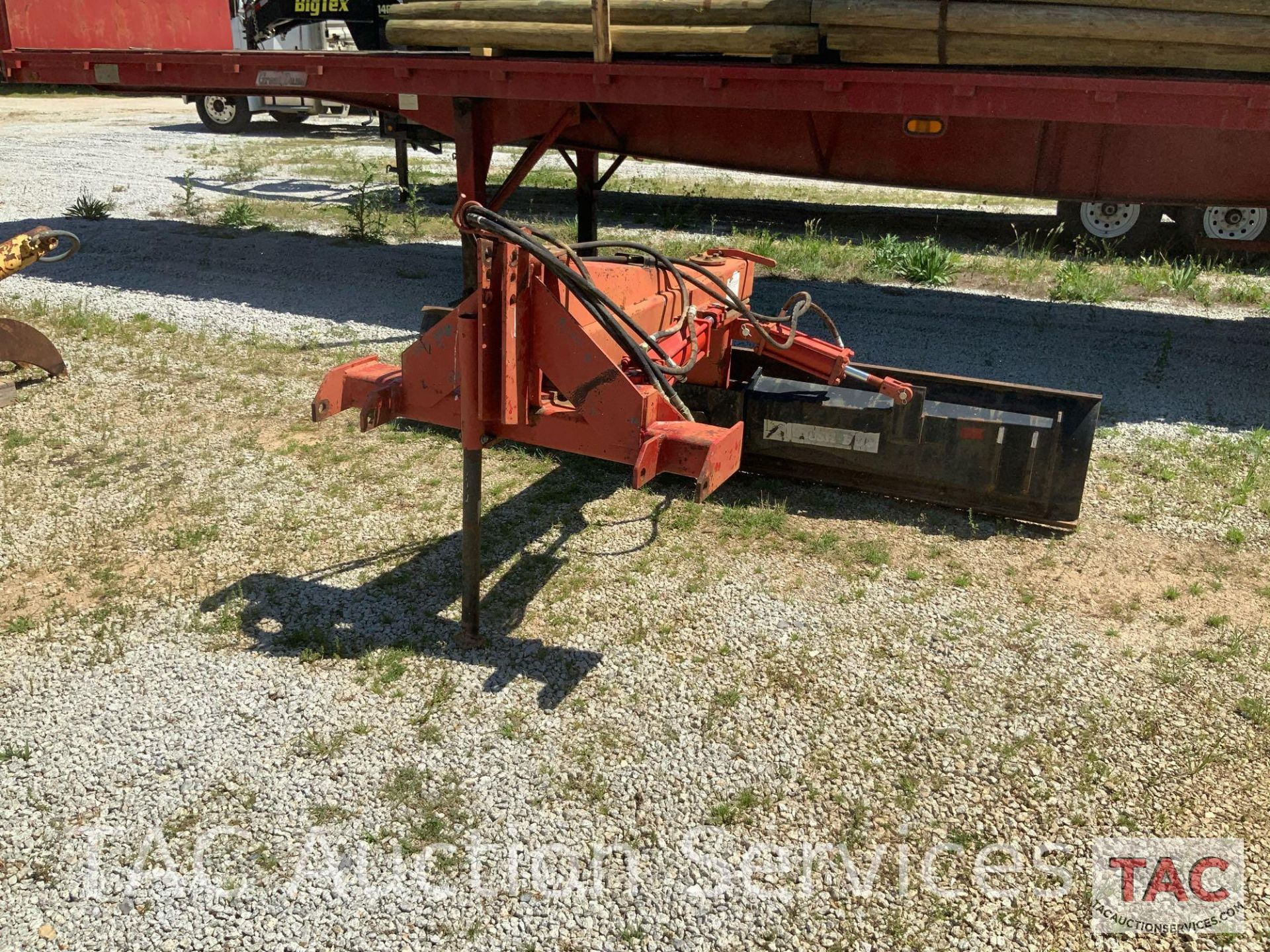 Bush Hog Brand Scrape Blade - Image 8 of 10