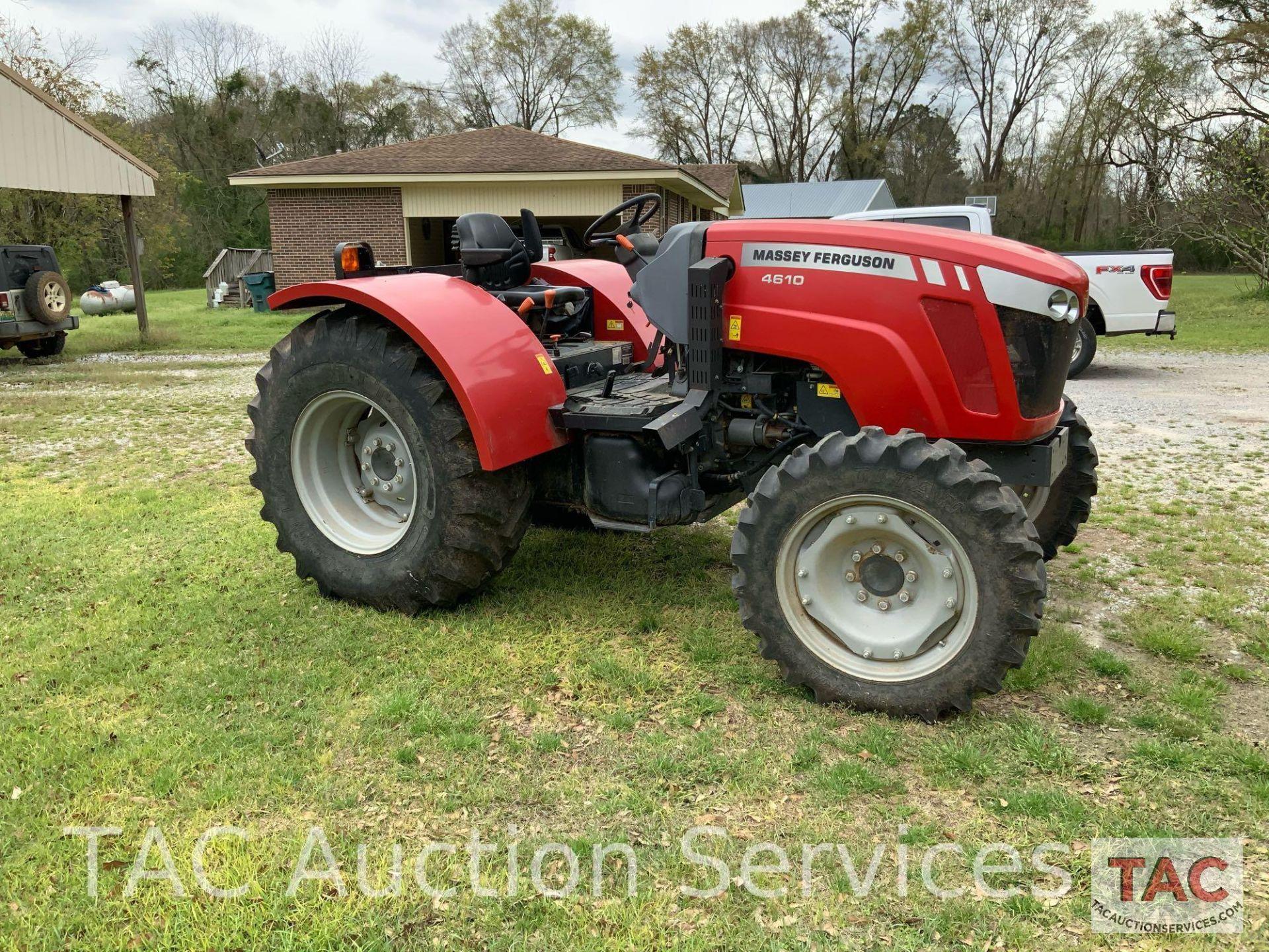 Massey-Ferguson 4610LP Farm Tractor - Image 10 of 26