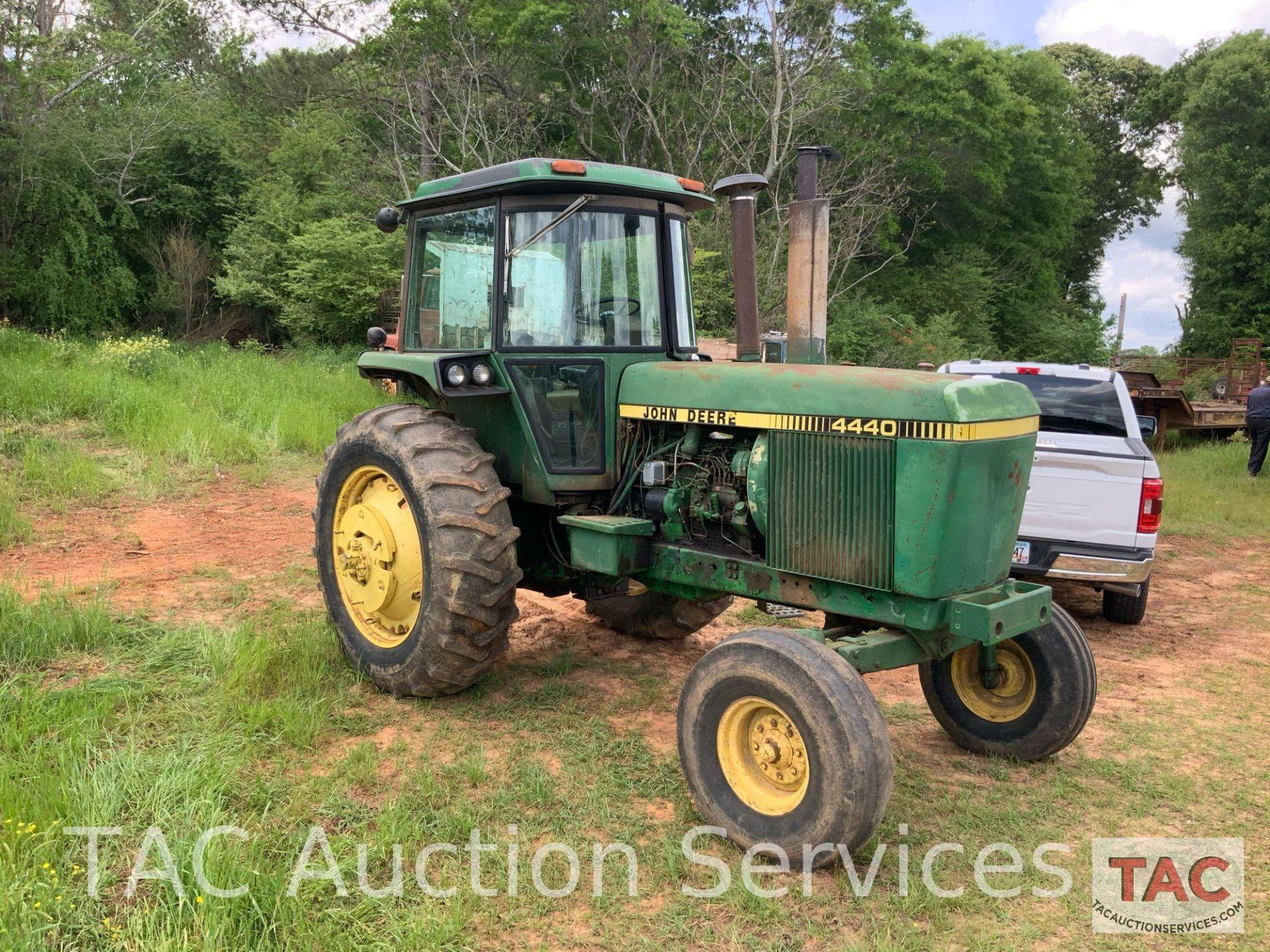 John Deere 4440 Tractor - Image 4 of 31