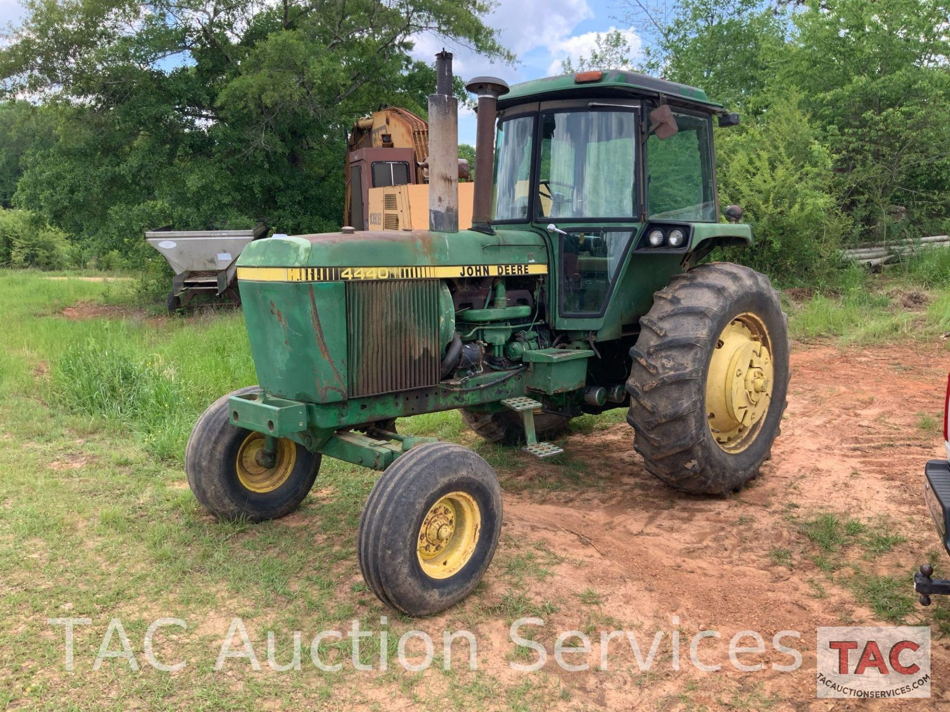 John Deere 4440 Tractor