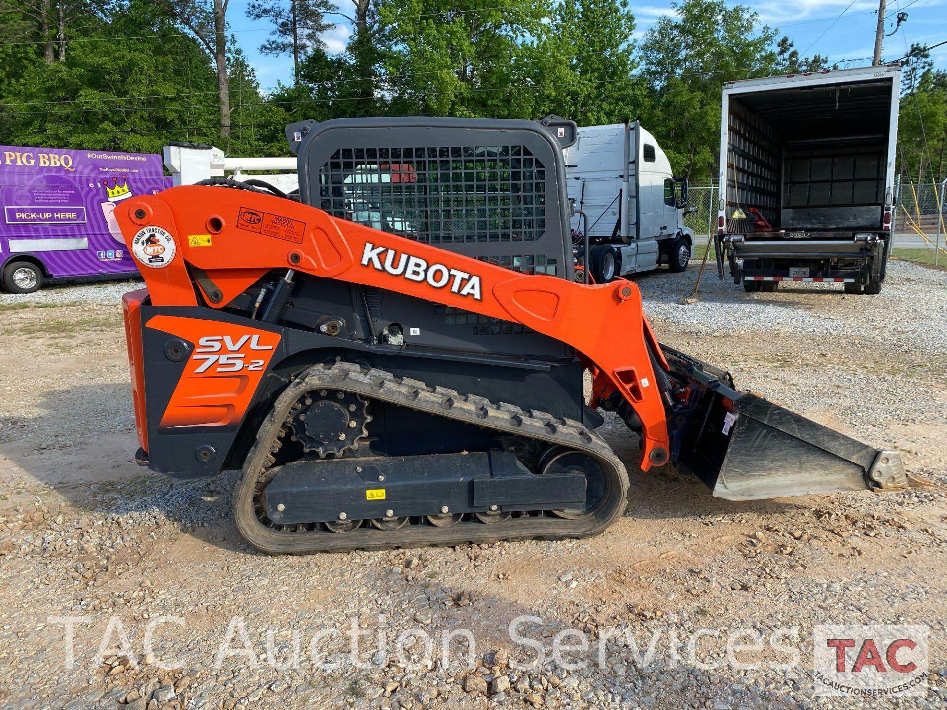 Kubota SVL 75-2 Skidsteer - Image 6 of 38