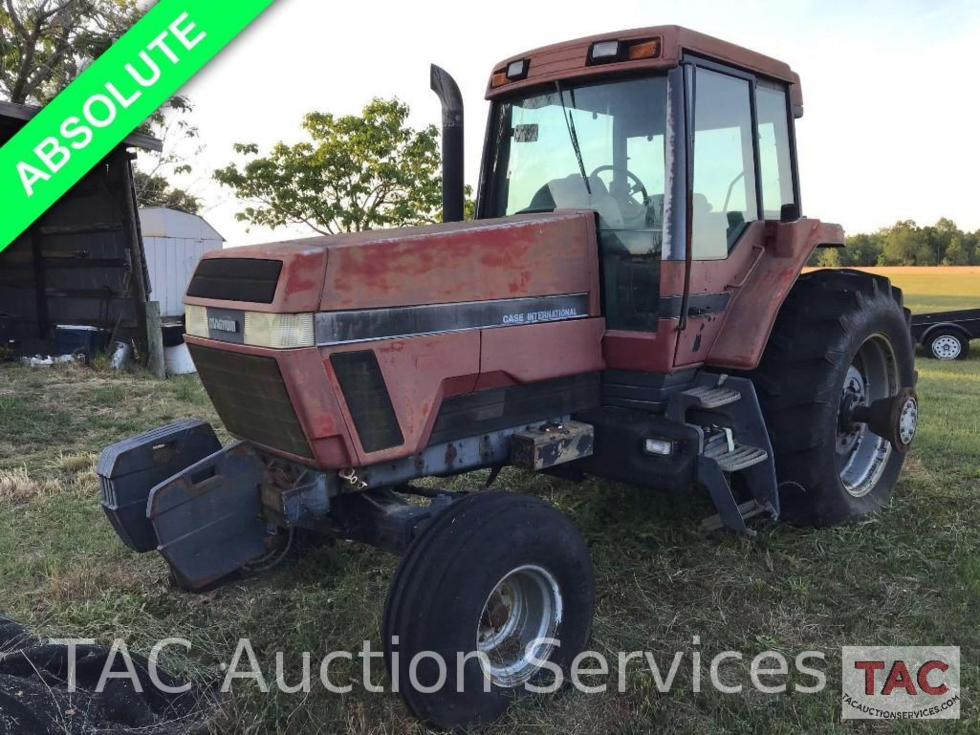 Case International 70 to 20 Magnum Farm Tractor