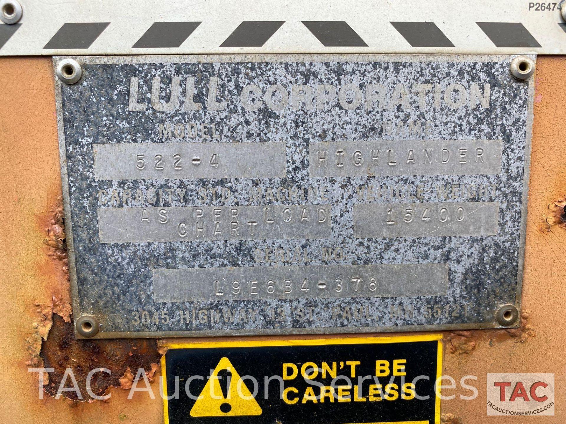 LULL 522-4 Highlander Telehandler - Image 29 of 30