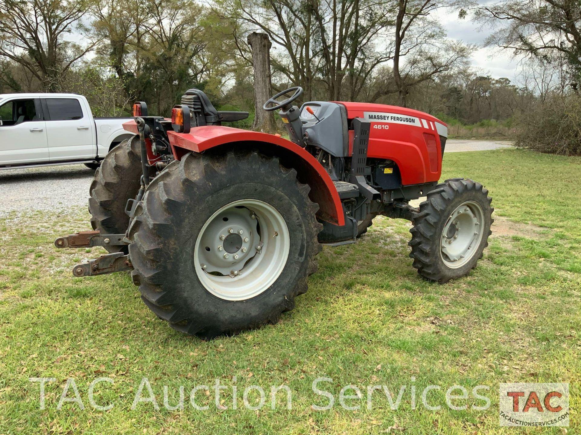 Massey-Ferguson 4610LP Farm Tractor - Image 8 of 26