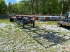 2020 Wade Live Poultry Step Deck Trailer