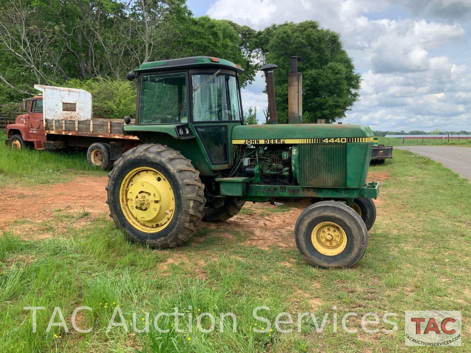 John Deere 4440 Tractor - Image 5 of 31