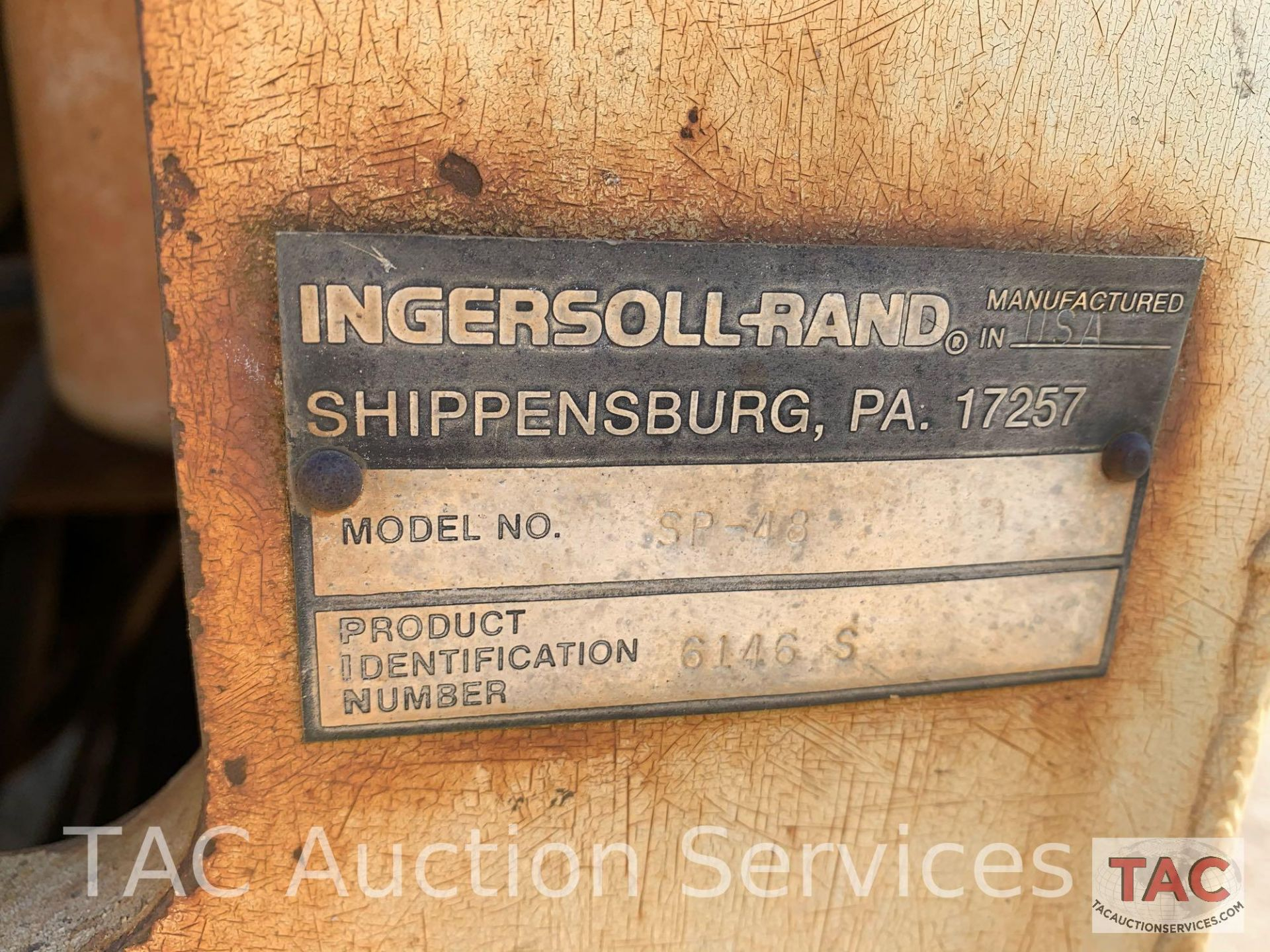 Ingersoll- Rand Vibratory Roller SP-48 - Image 35 of 36