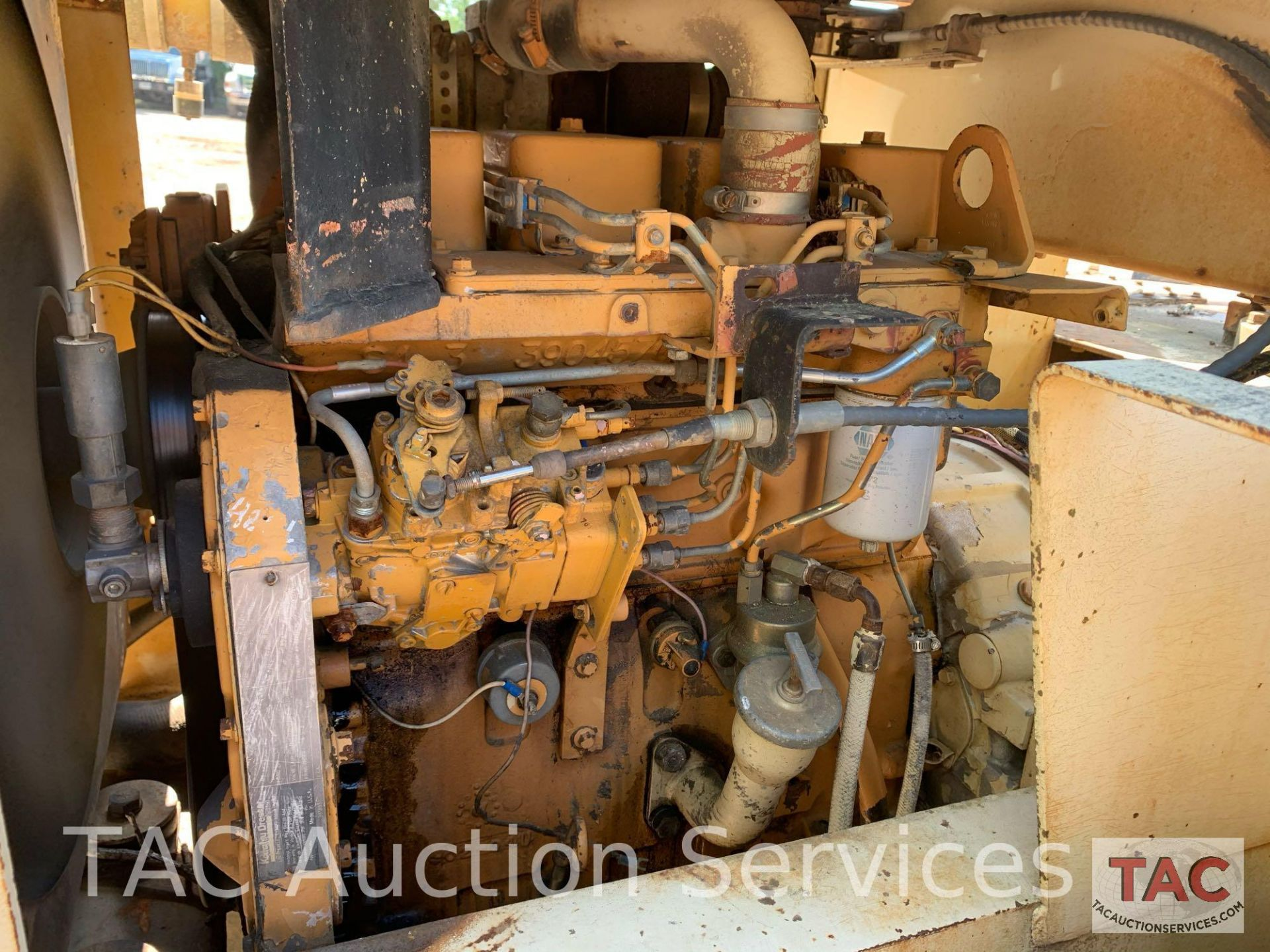 Ingersoll- Rand Vibratory Roller SP-48 - Image 16 of 36