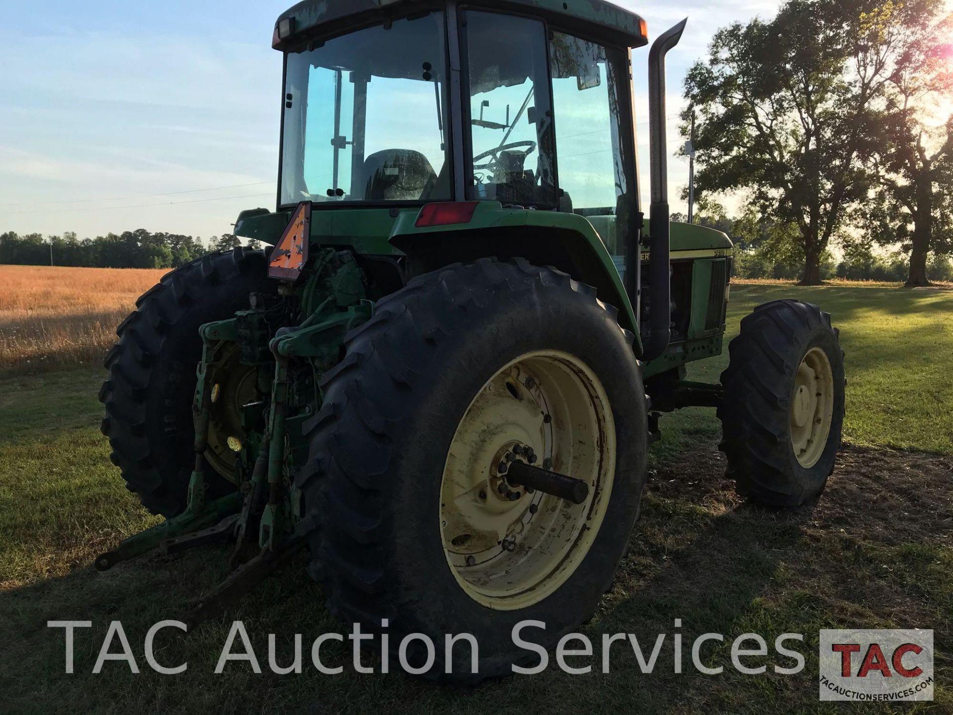 John Deere 7410 Farm Tractor - Image 6 of 24