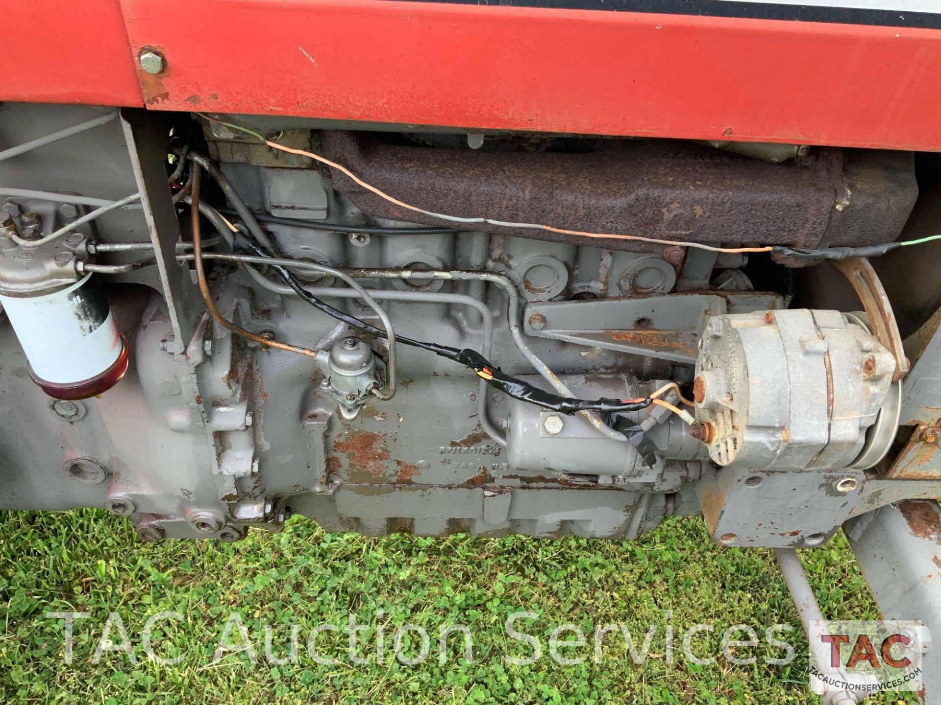 Massey Ferguson 275 Farm Tractor - Image 18 of 25