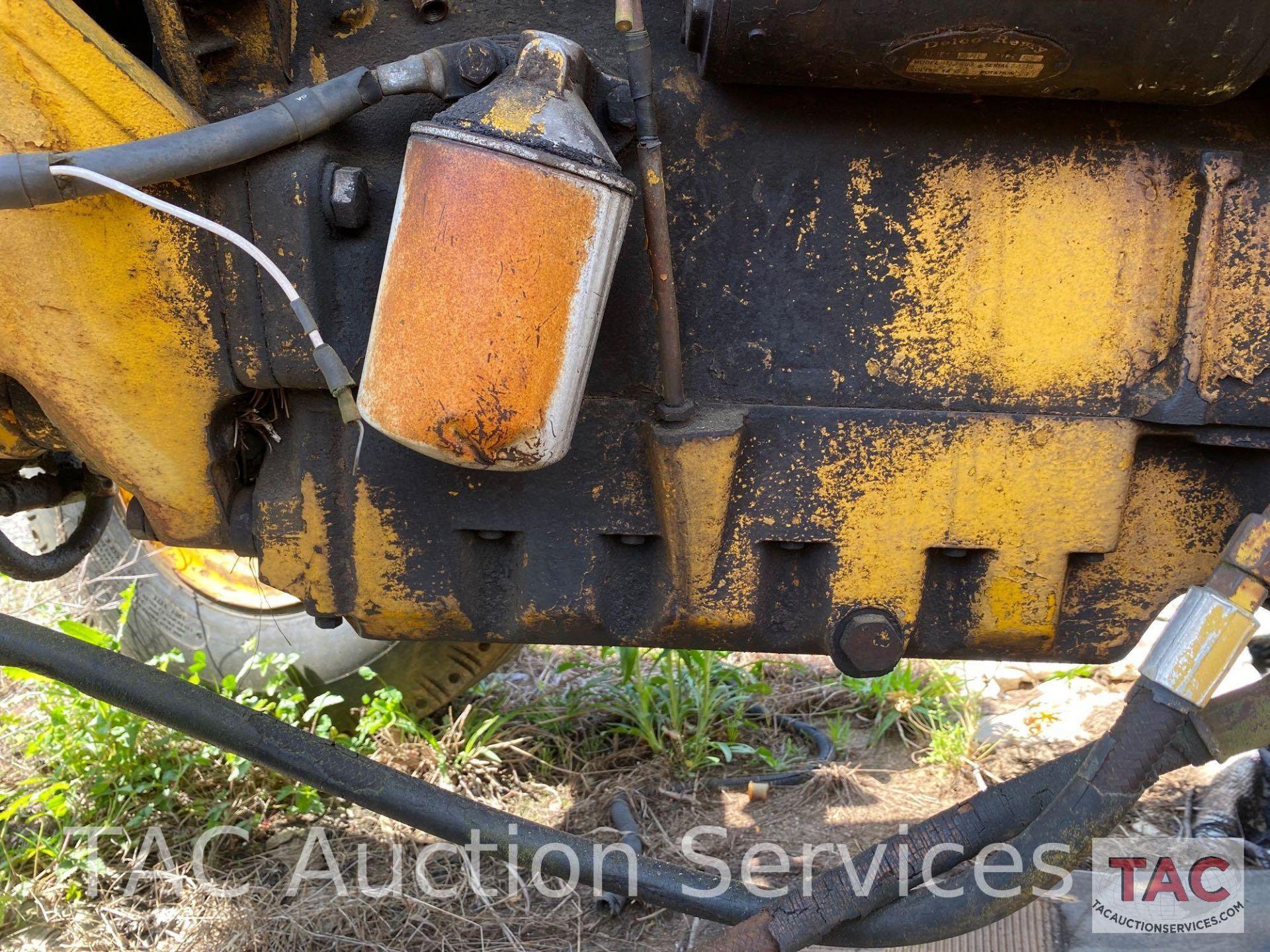 Massey Ferguson 50C Loader Backhoe - Image 37 of 45