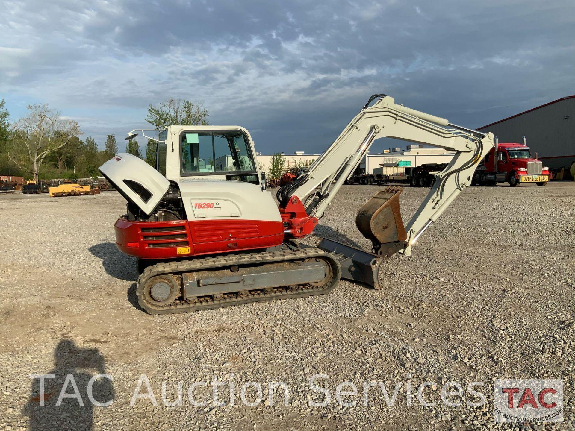 2017 Takeuchi TB290 Excavator - Image 12 of 45