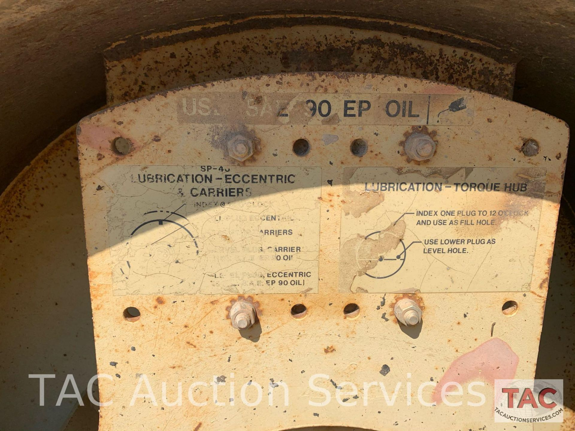 Ingersoll- Rand Vibratory Roller SP-48 - Image 34 of 36