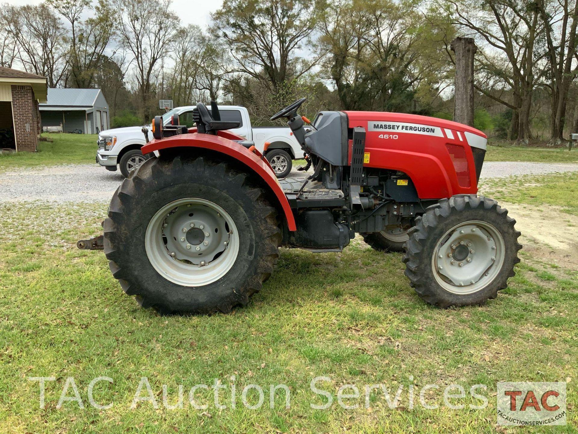 Massey-Ferguson 4610LP Farm Tractor - Image 9 of 26