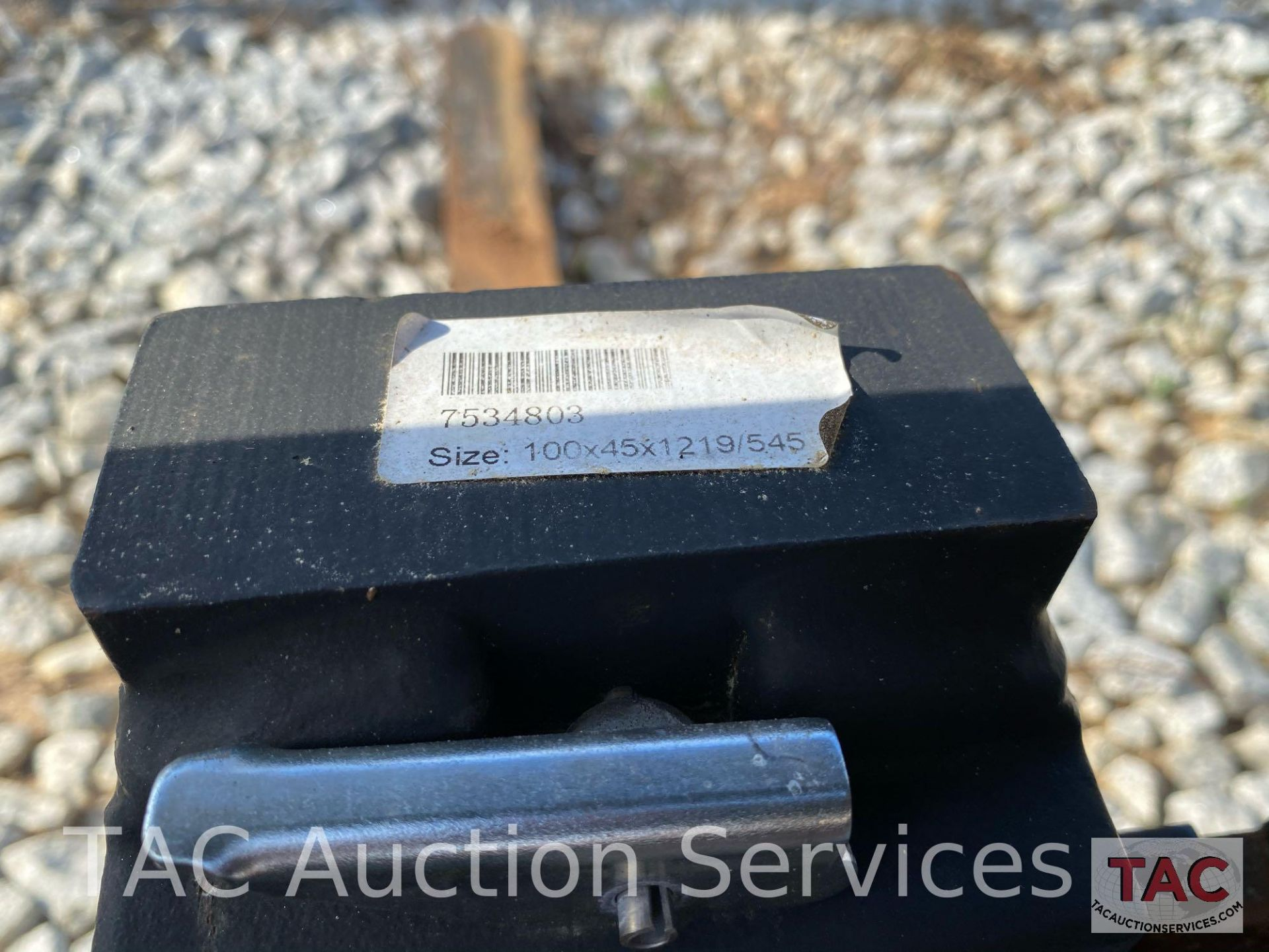 Heavy Duty Skidsteer Forks - Image 10 of 10