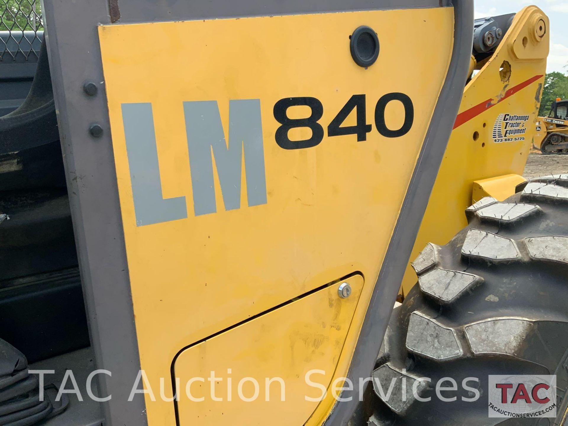 1999 New Holland LM840 Telehandler Forklift - Image 15 of 25