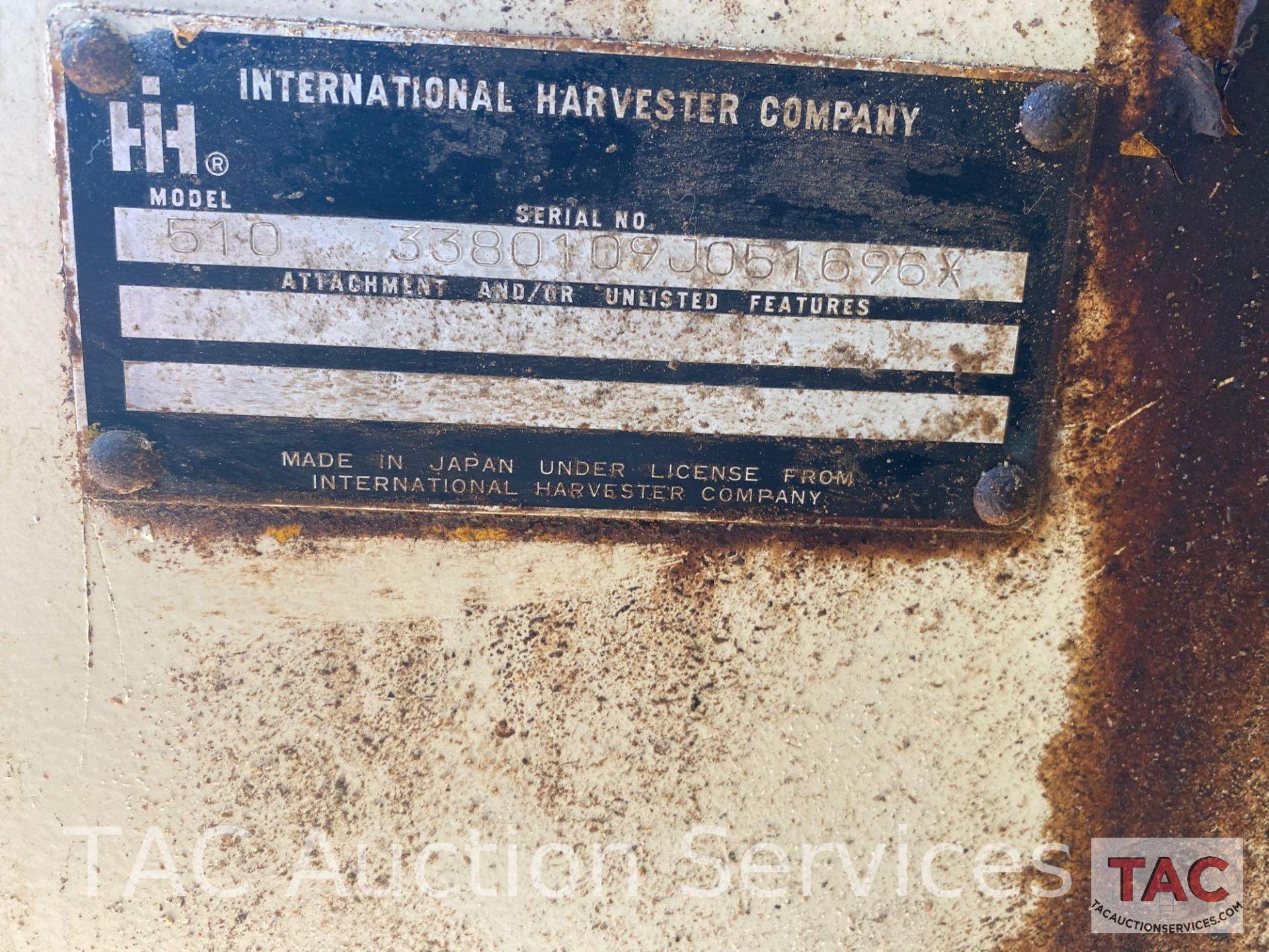 International Harvester 510B Loader - Image 31 of 31