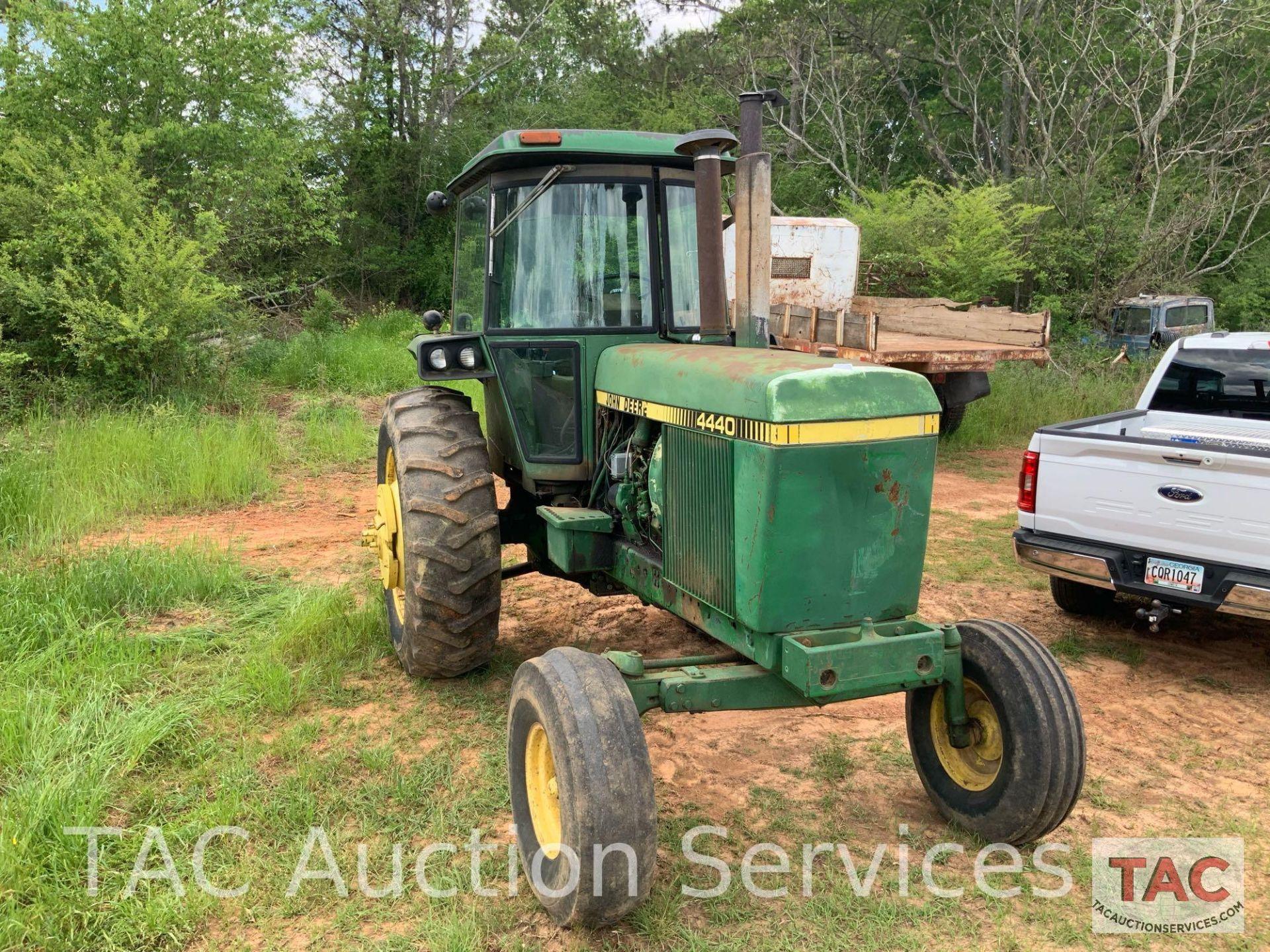 John Deere 4440 Tractor - Image 3 of 31