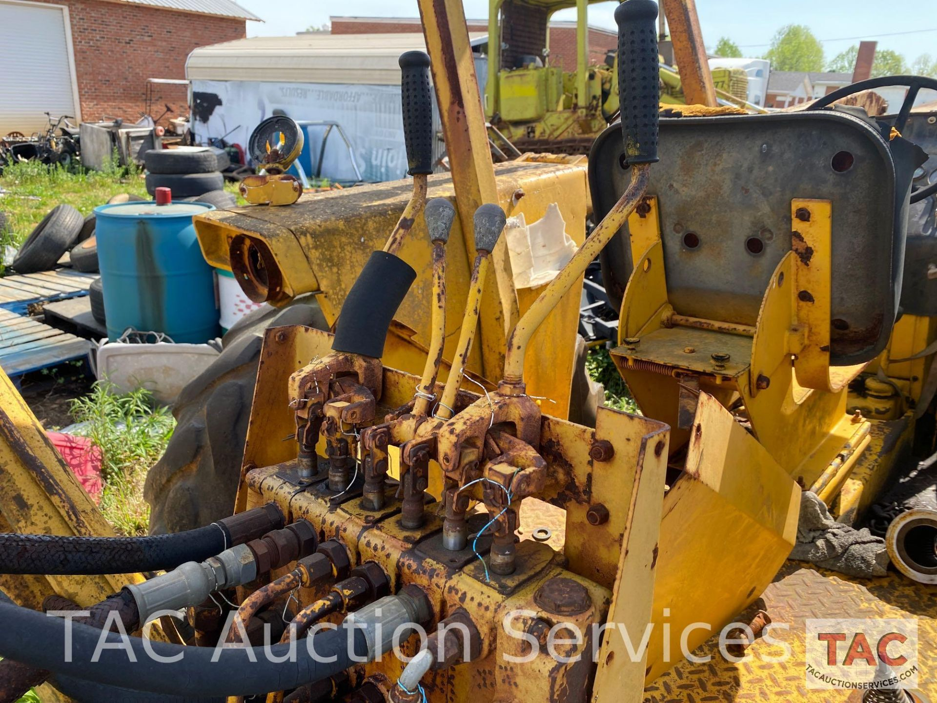 Massey Ferguson 50C Loader Backhoe - Image 24 of 45