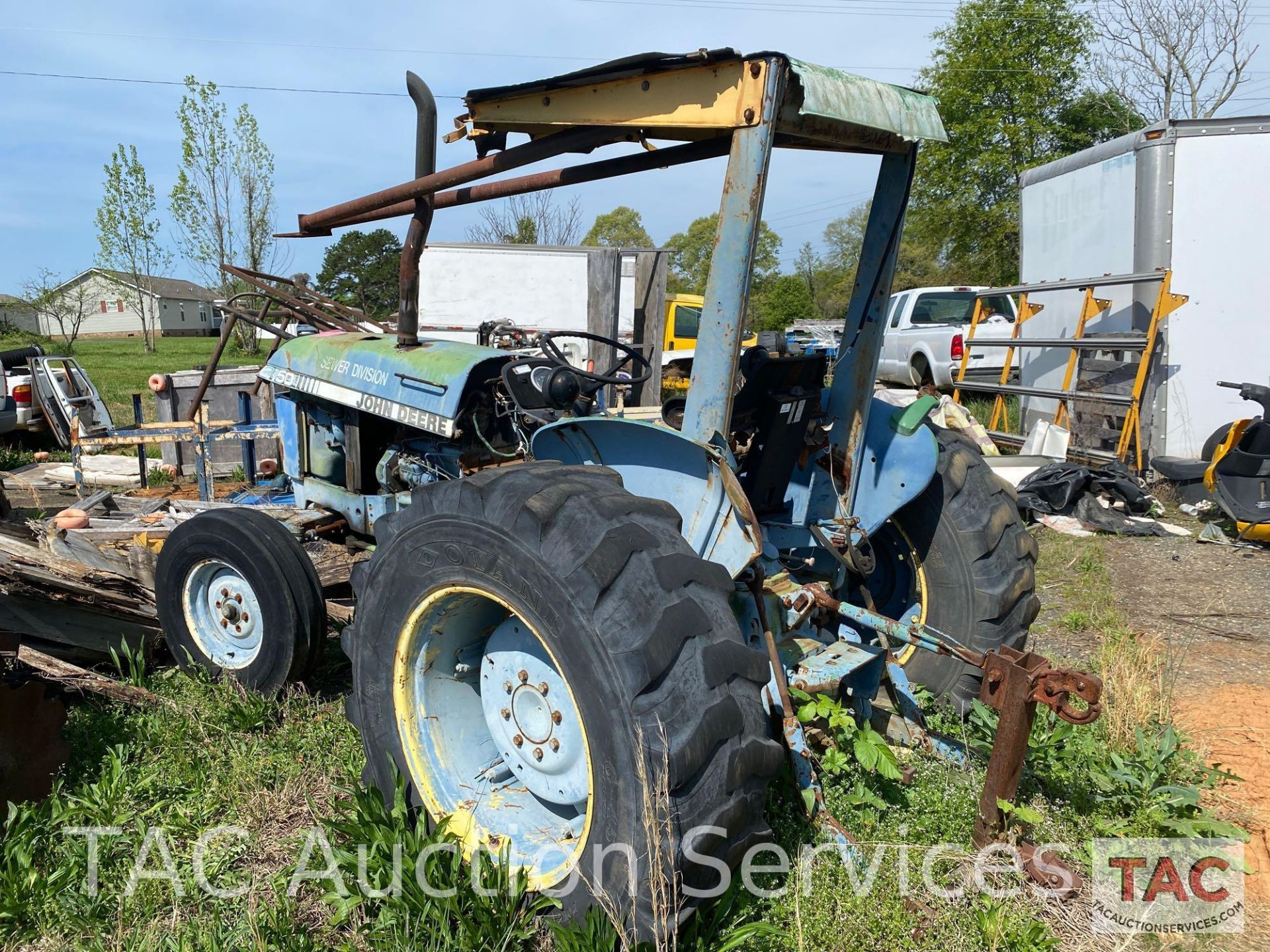 John Deere 2150 Farm Tractor - Image 5 of 34