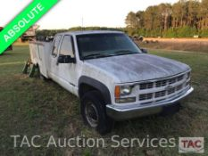 1998 Chevrolet 2500 Service Truck