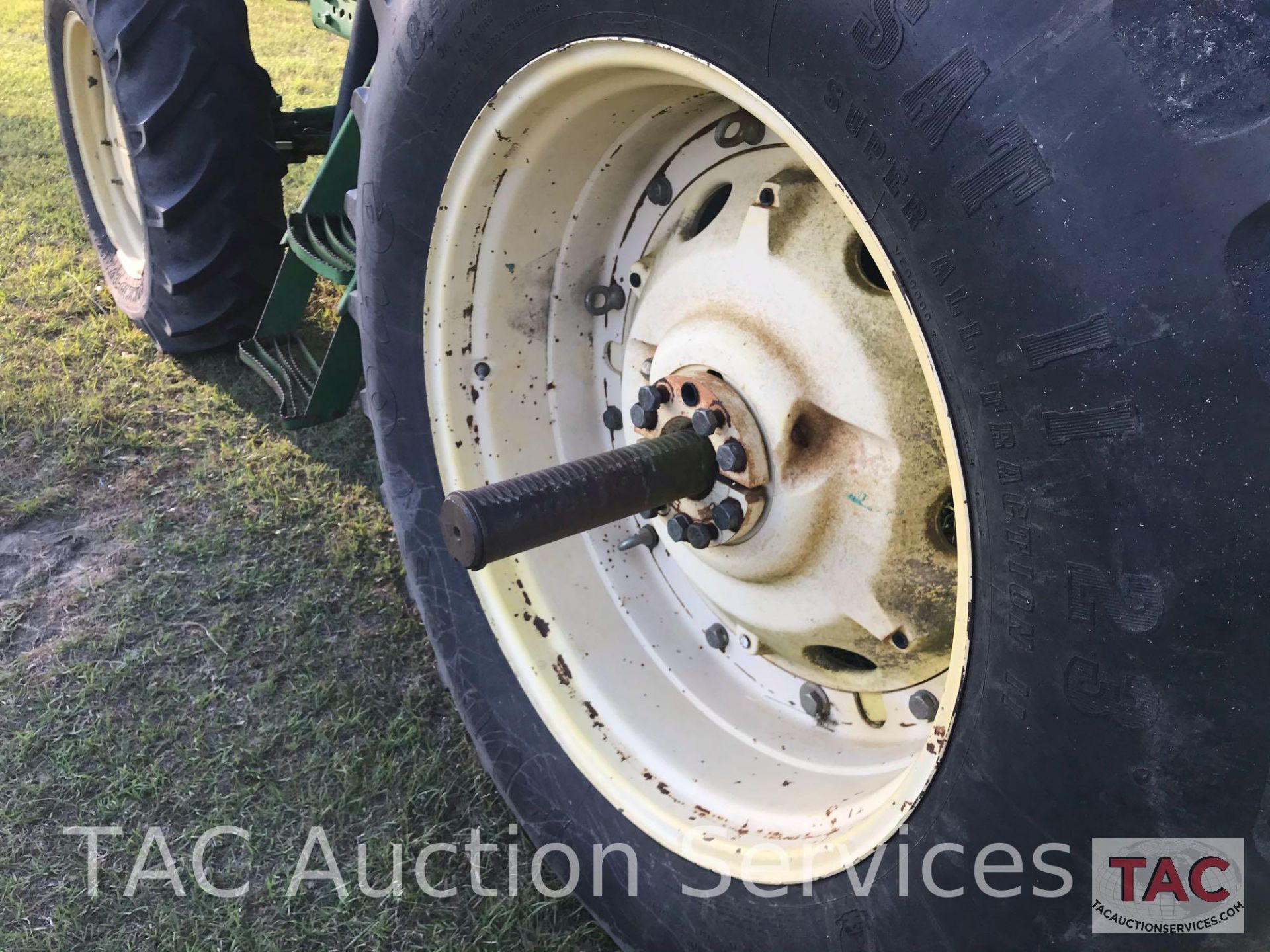 John Deere 7410 Farm Tractor - Image 17 of 24