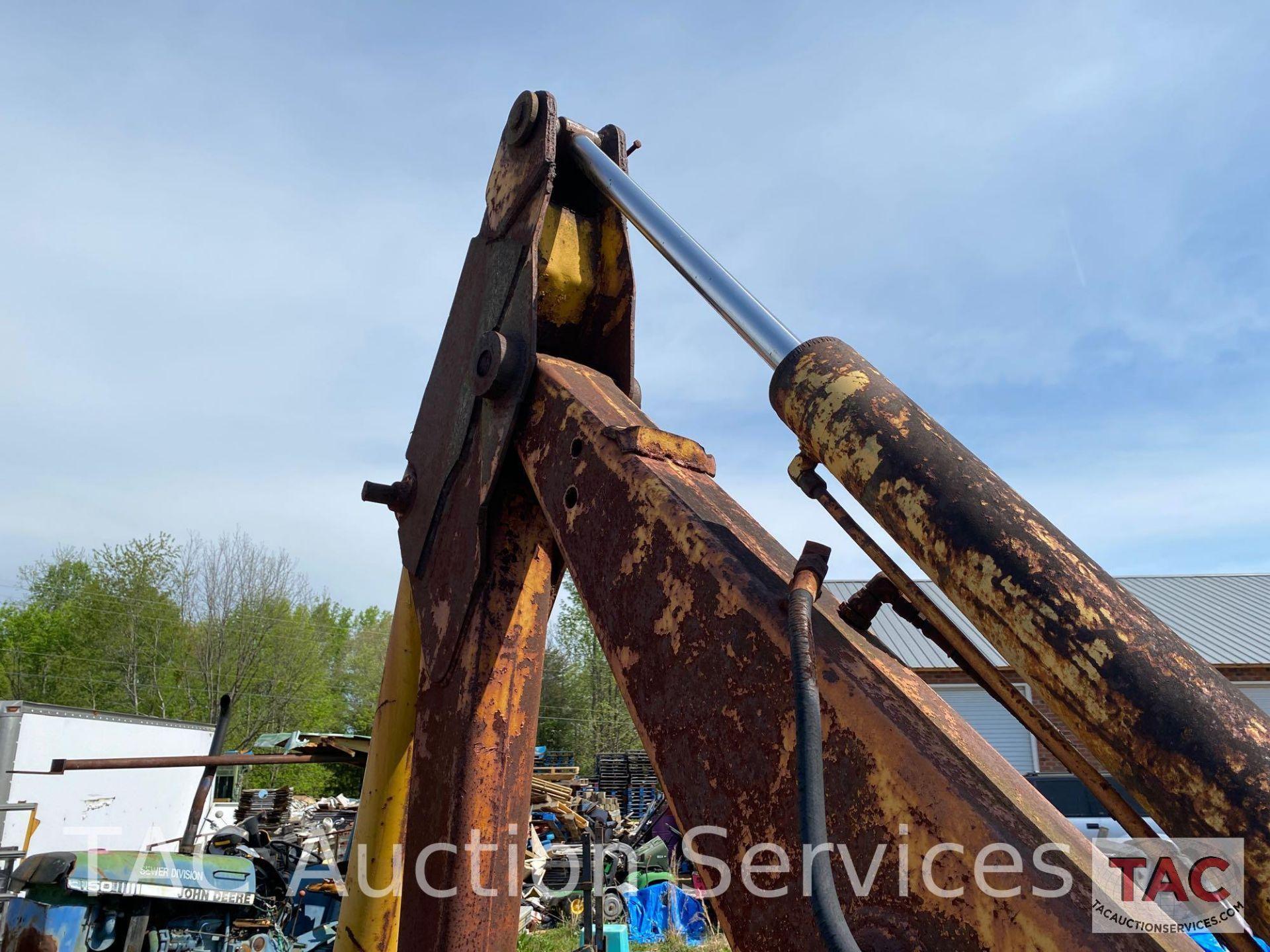 Massey Ferguson 50C Loader Backhoe - Image 5 of 45