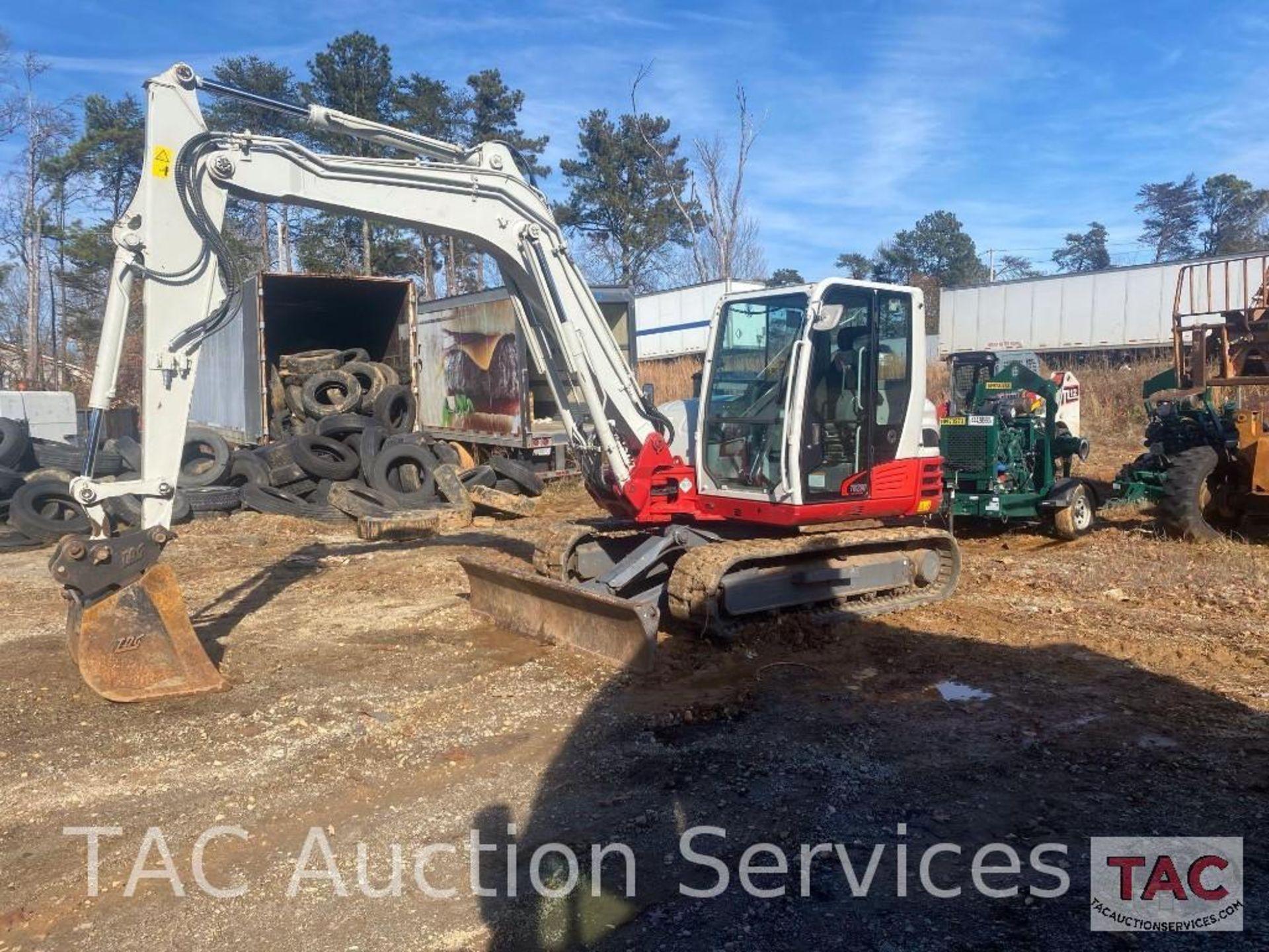 2017 Takeuchi TB290 Excavator - Image 2 of 45