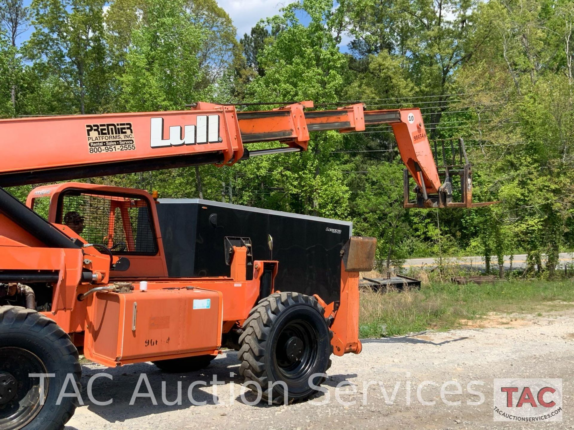 2007 JLG LULL Telehander Forklift - Image 15 of 25