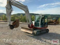 2017 Takeuchi TB290 Excavator