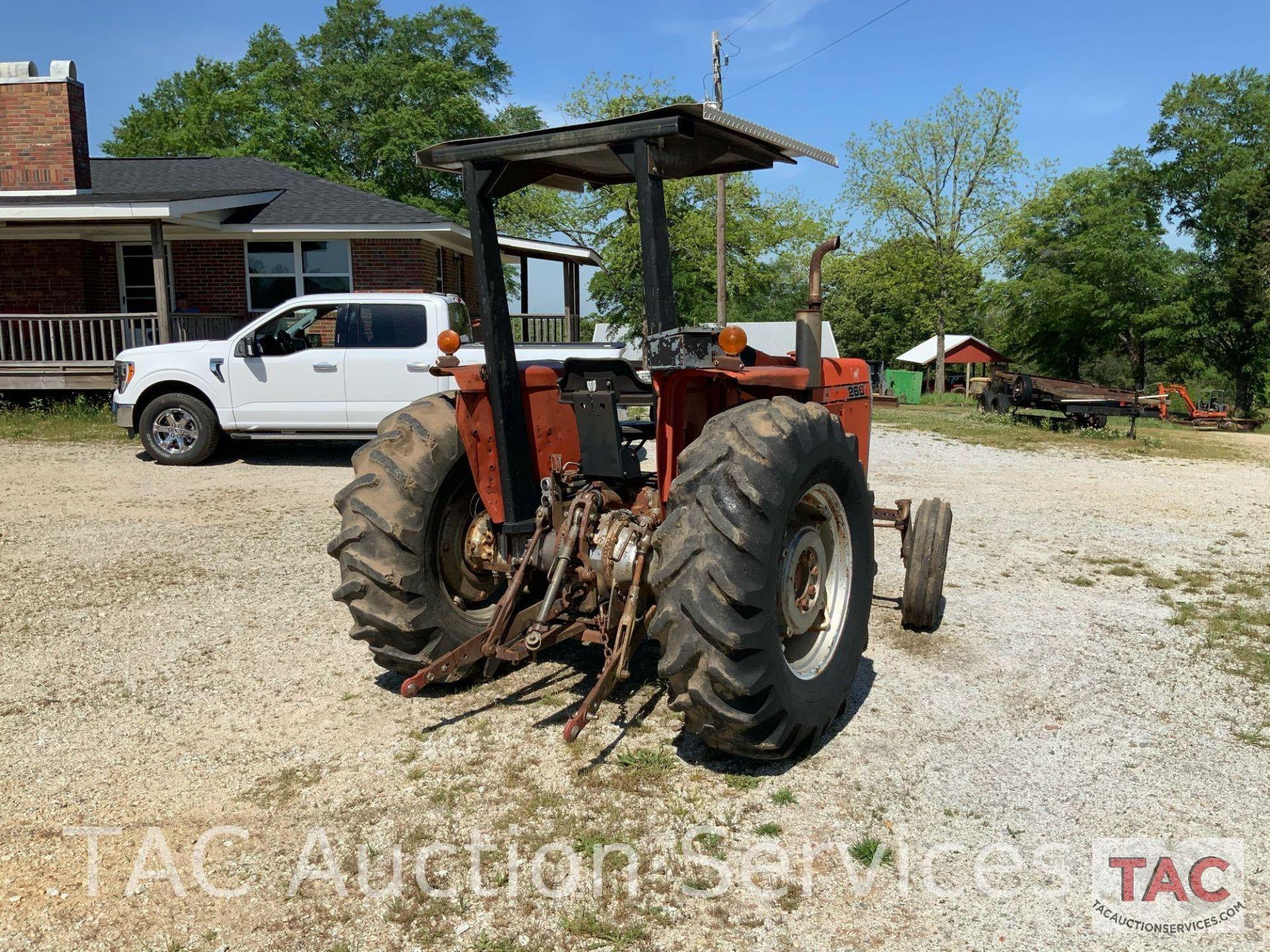 Massey Ferguson 265 FarmTractor - Image 8 of 23